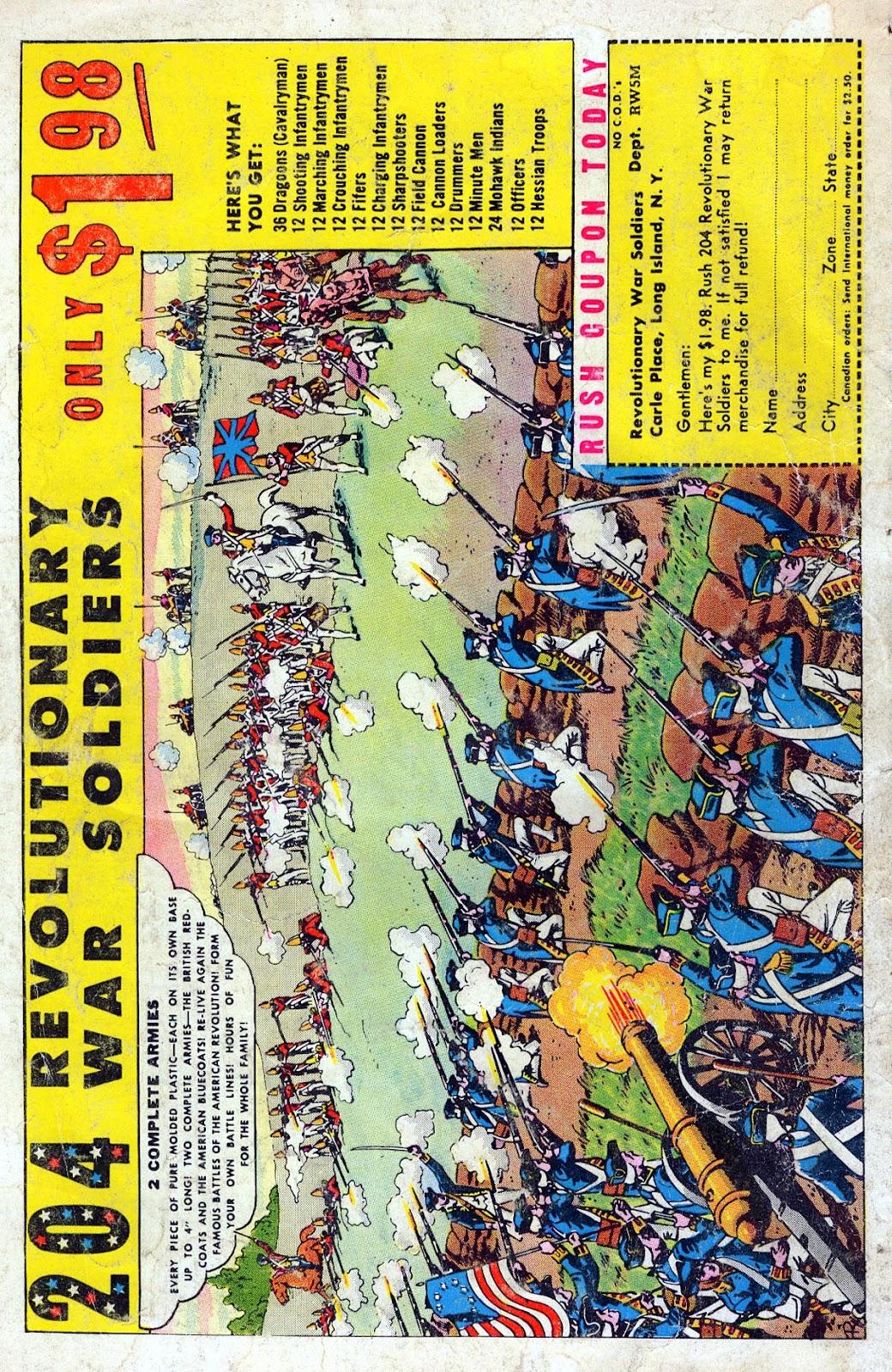 Blackhawk (1957) Issue #189 #82 - English 36