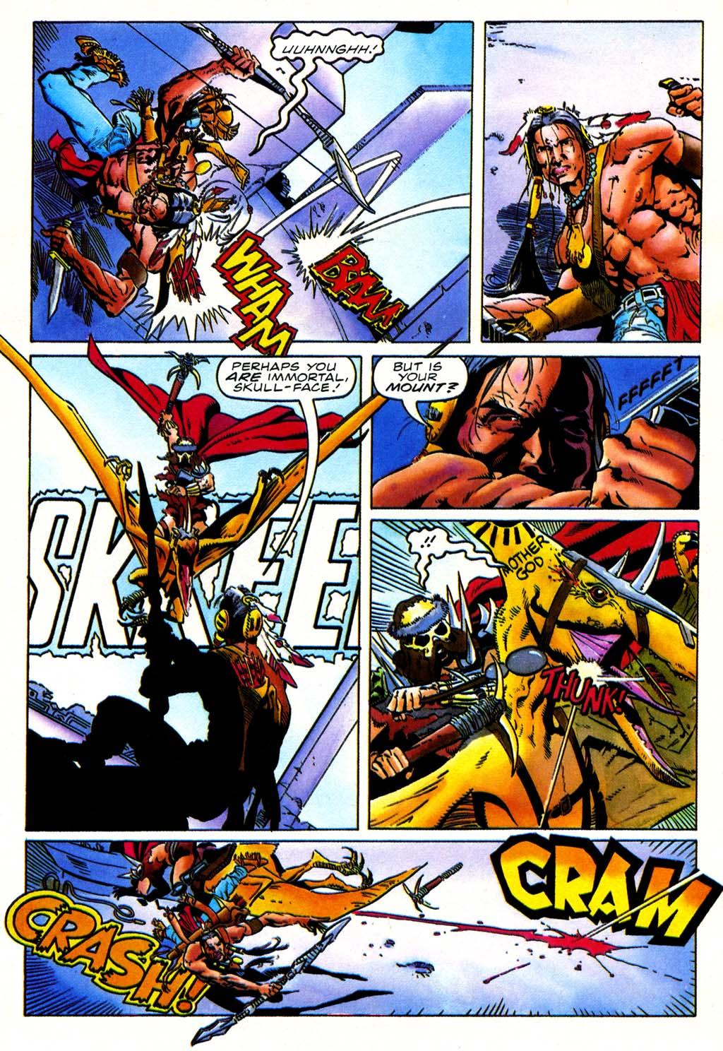 Read online Turok, Dinosaur Hunter (1993) comic -  Issue #27 - 16