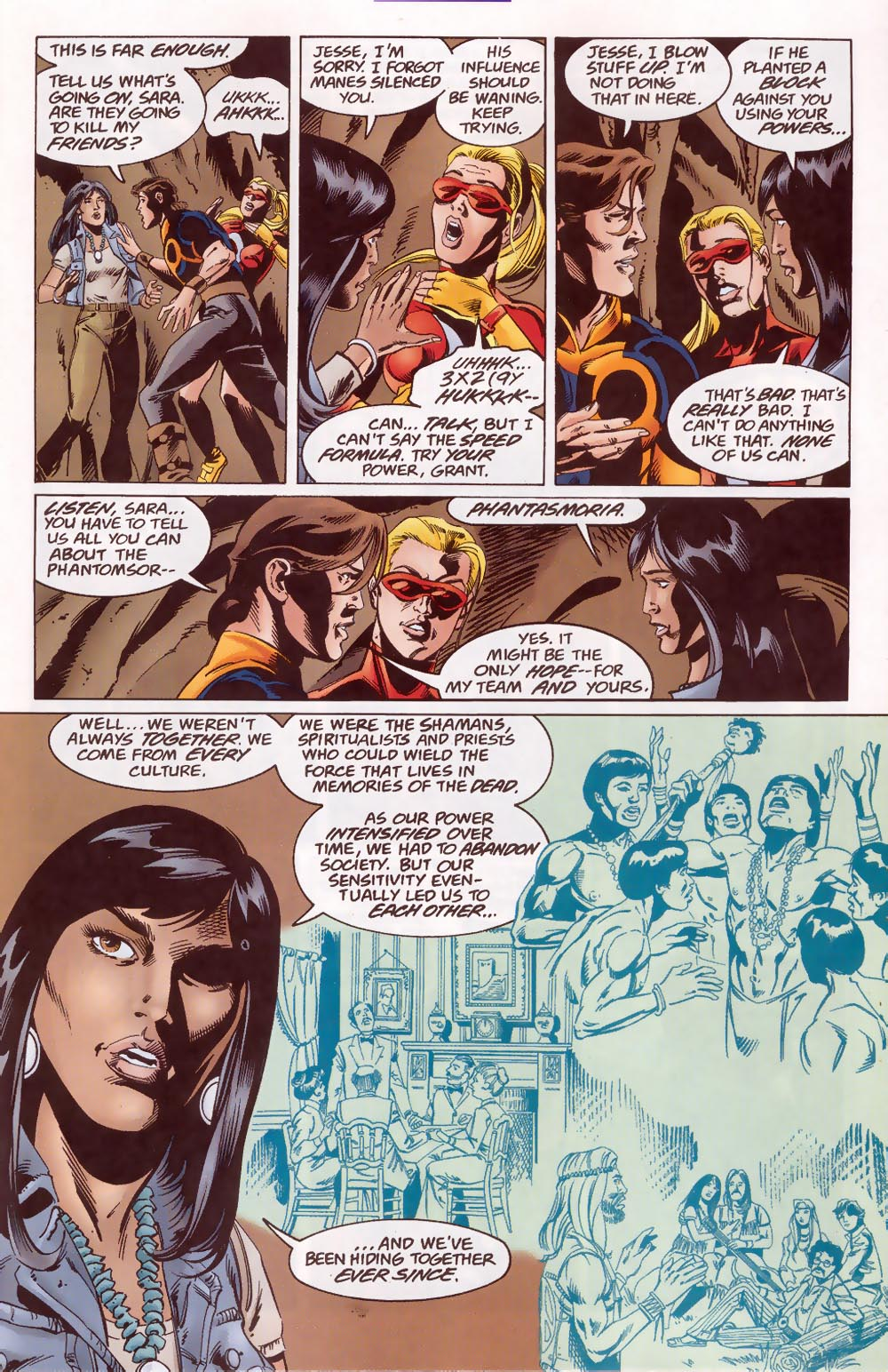 Read online The Titans (1999) comic -  Issue #46 - 8