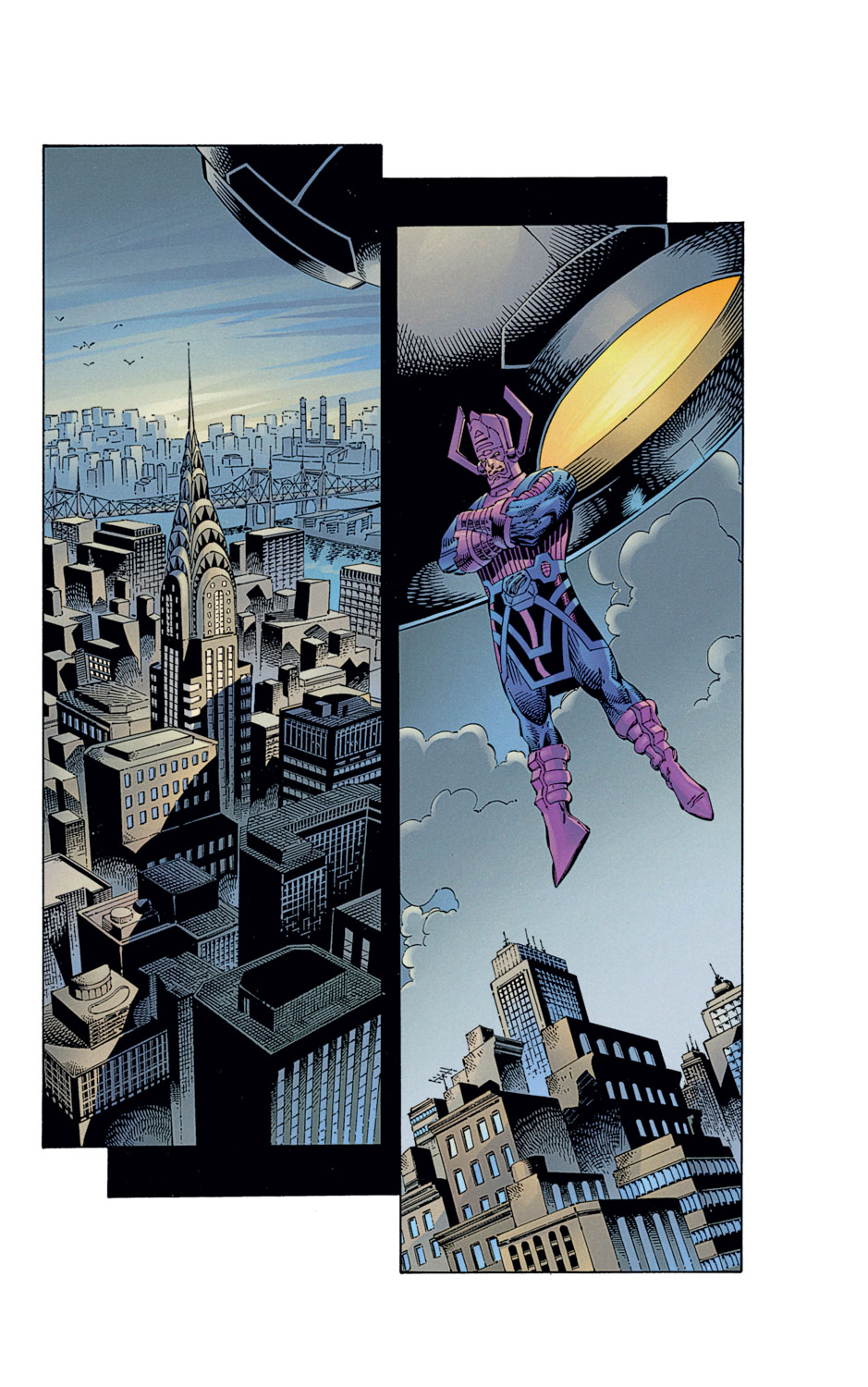 Read online Avengers (1996) comic -  Issue #12 - 33