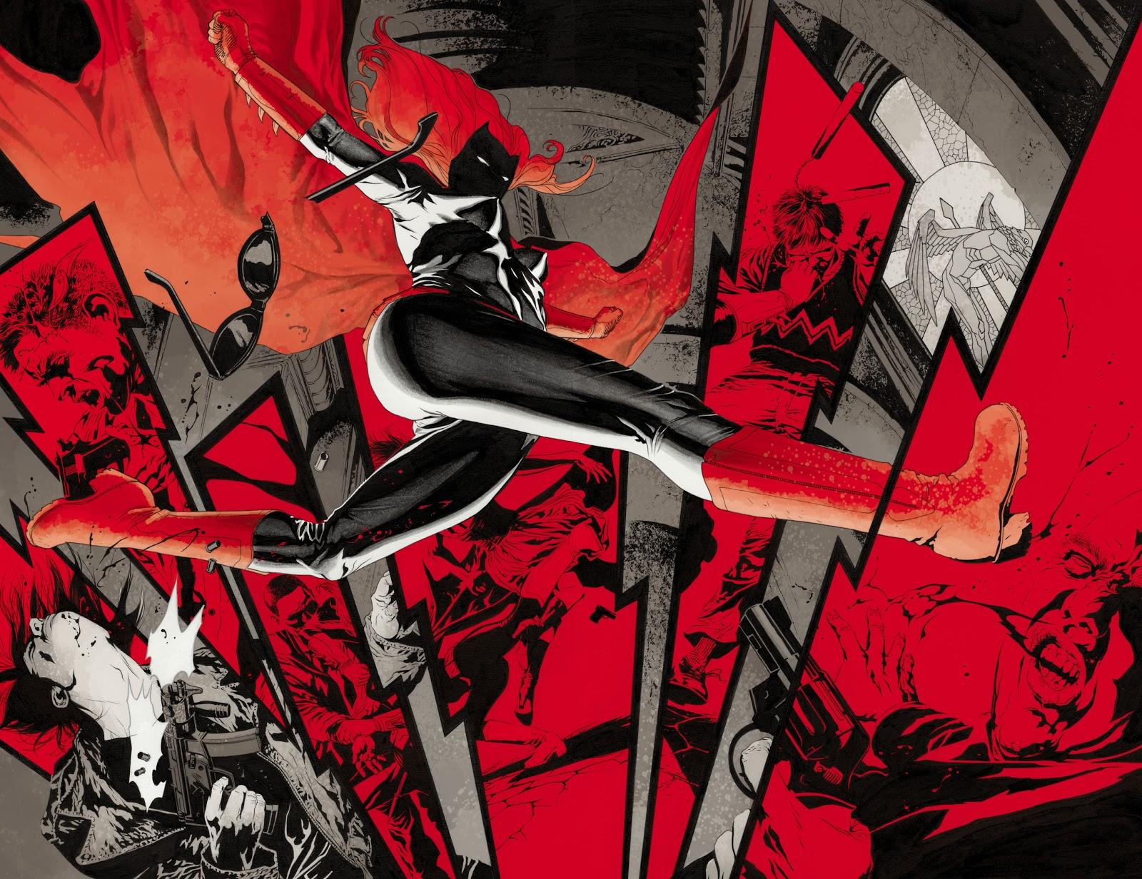 Read online Detective Comics (1937) comic -  Issue # _TPB Batwoman - Elegy (Part 1) - 23