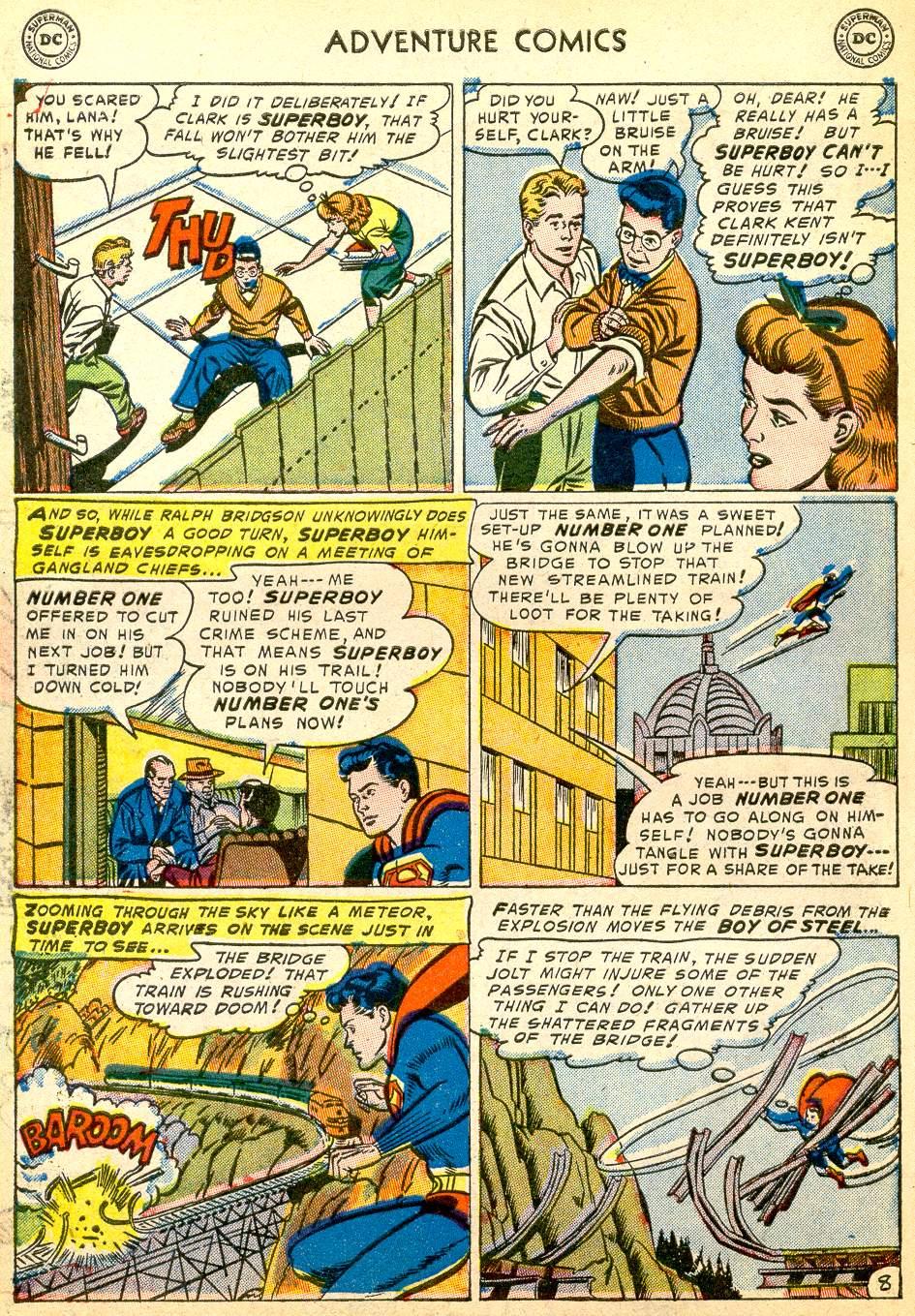 Read online Adventure Comics (1938) comic -  Issue #191 - 10