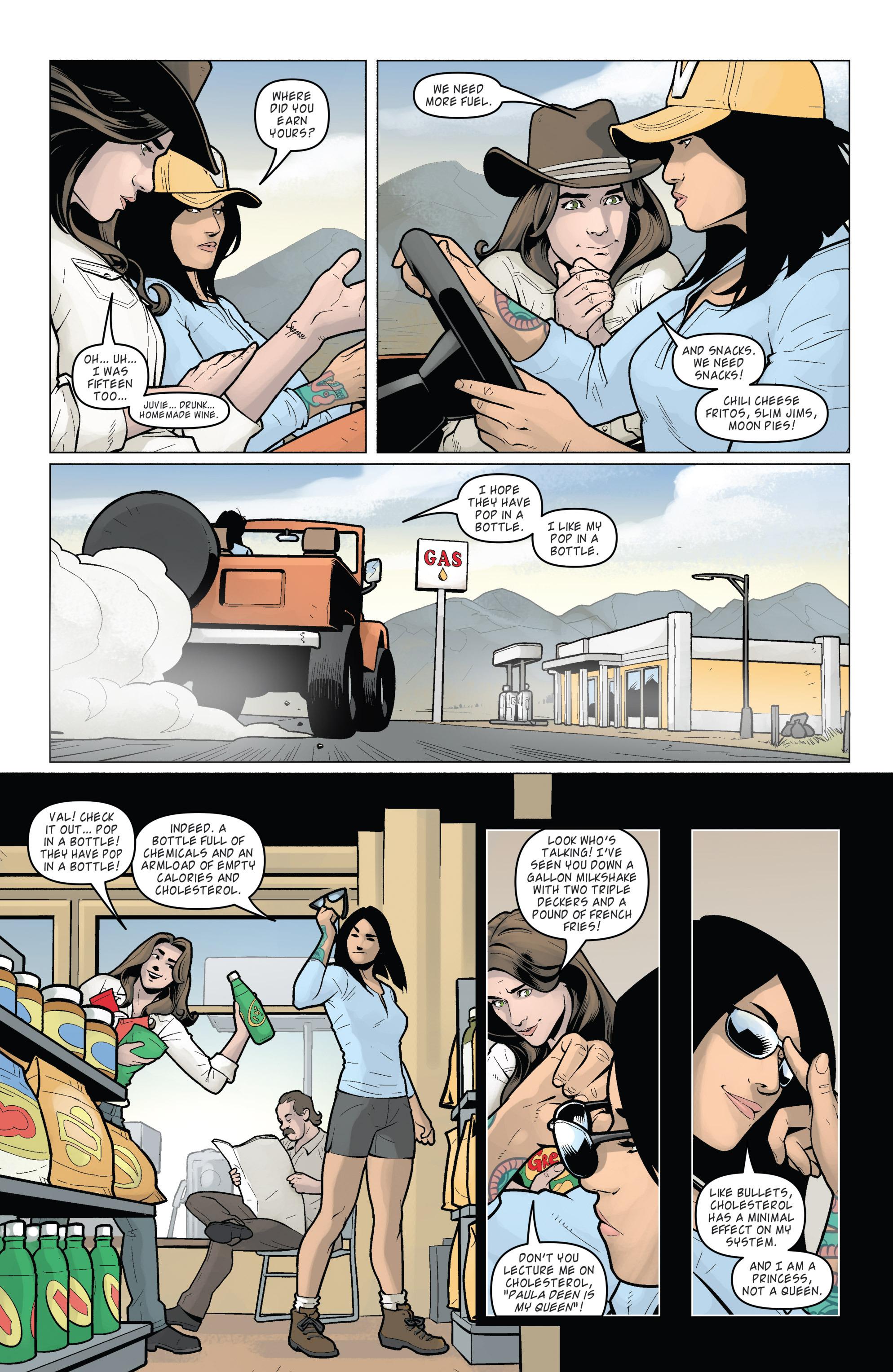 Read online Wynonna Earp (2016) comic -  Issue #7 - 14