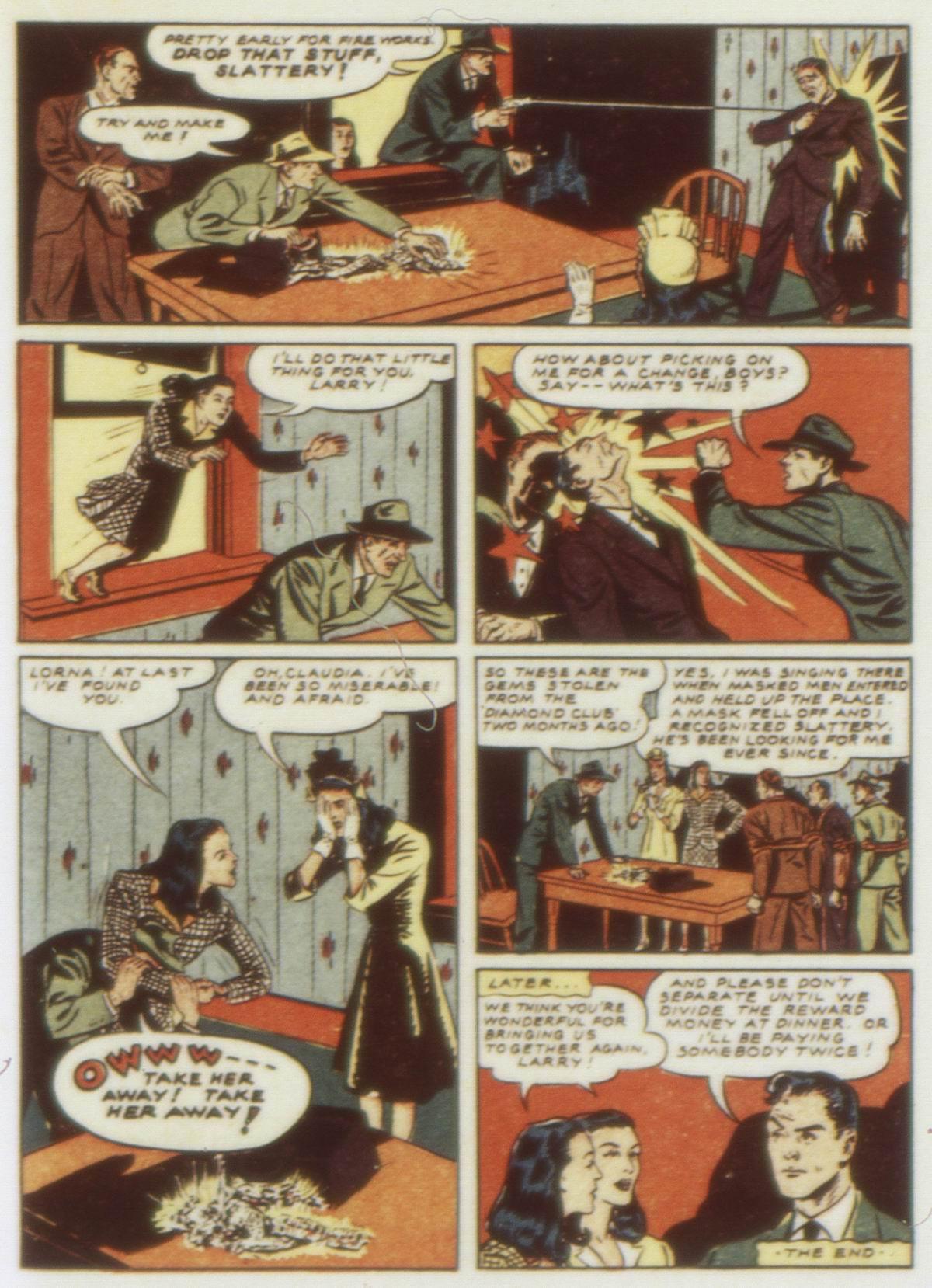 Read online Detective Comics (1937) comic -  Issue #58 - 29