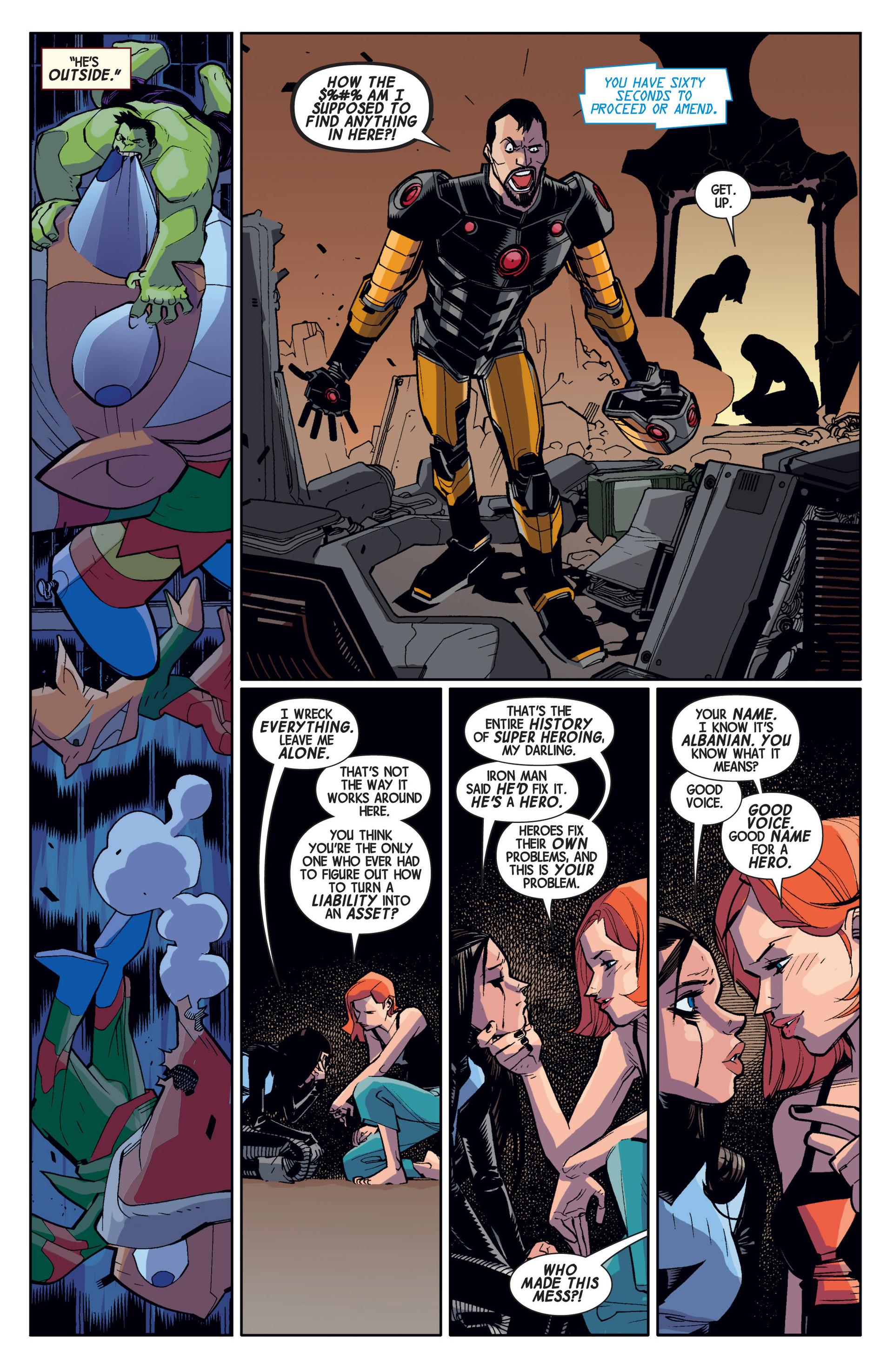 Read online Avengers (2013) comic -  Issue #Avengers (2013) _Annual 1 - 28