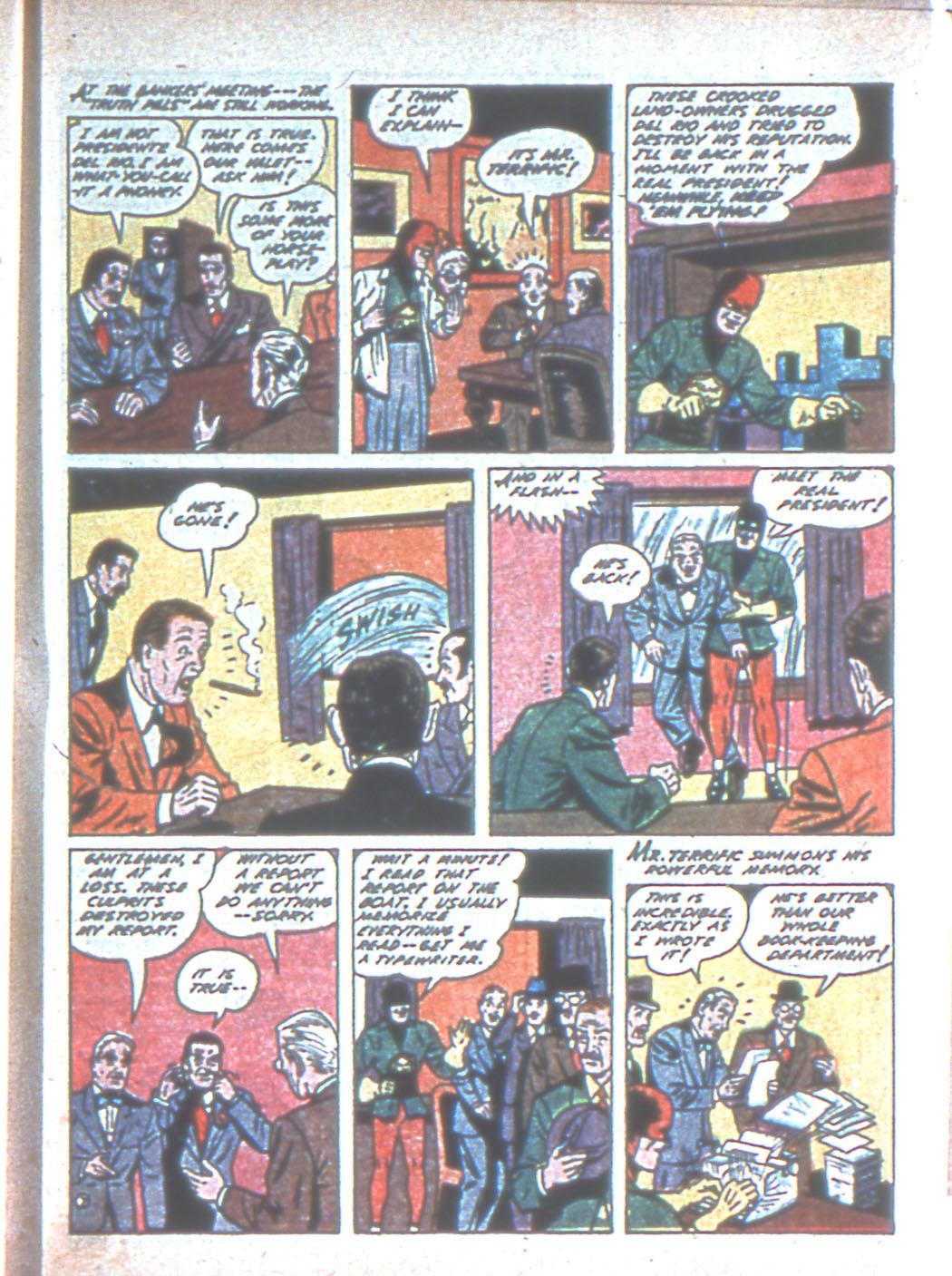 Read online Sensation (Mystery) Comics comic -  Issue #3 - 31