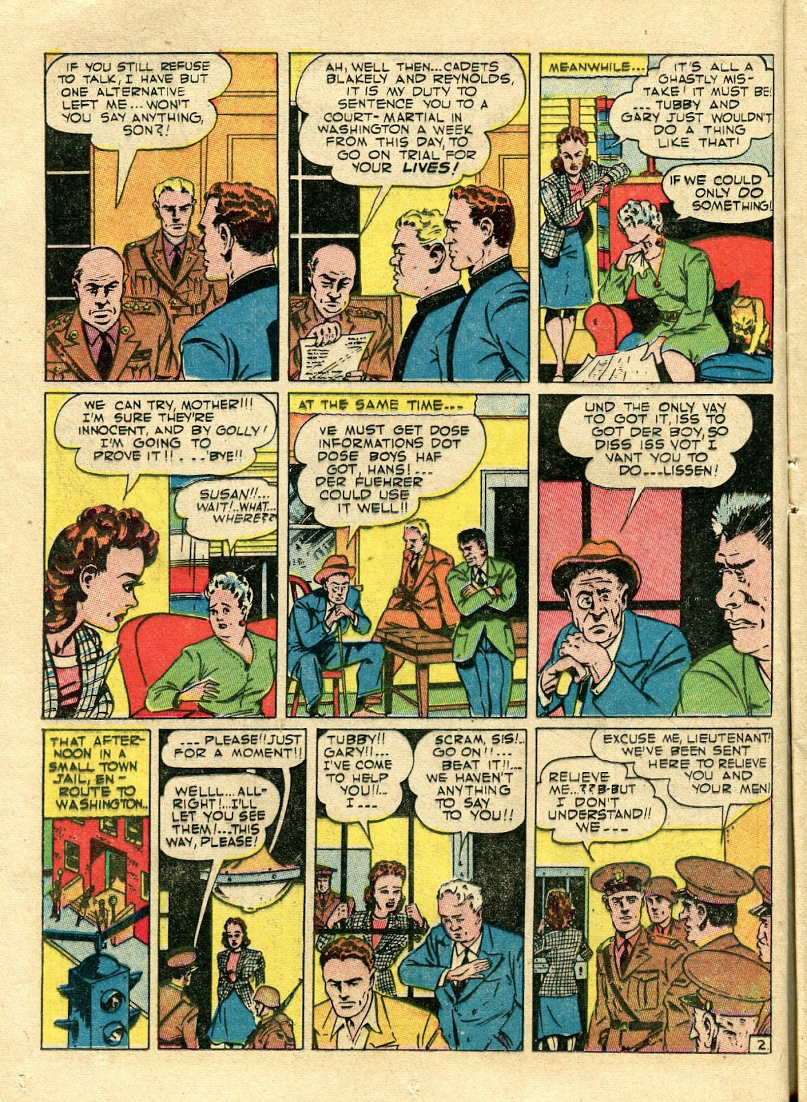 Green Hornet Comics issue 11 - Page 13