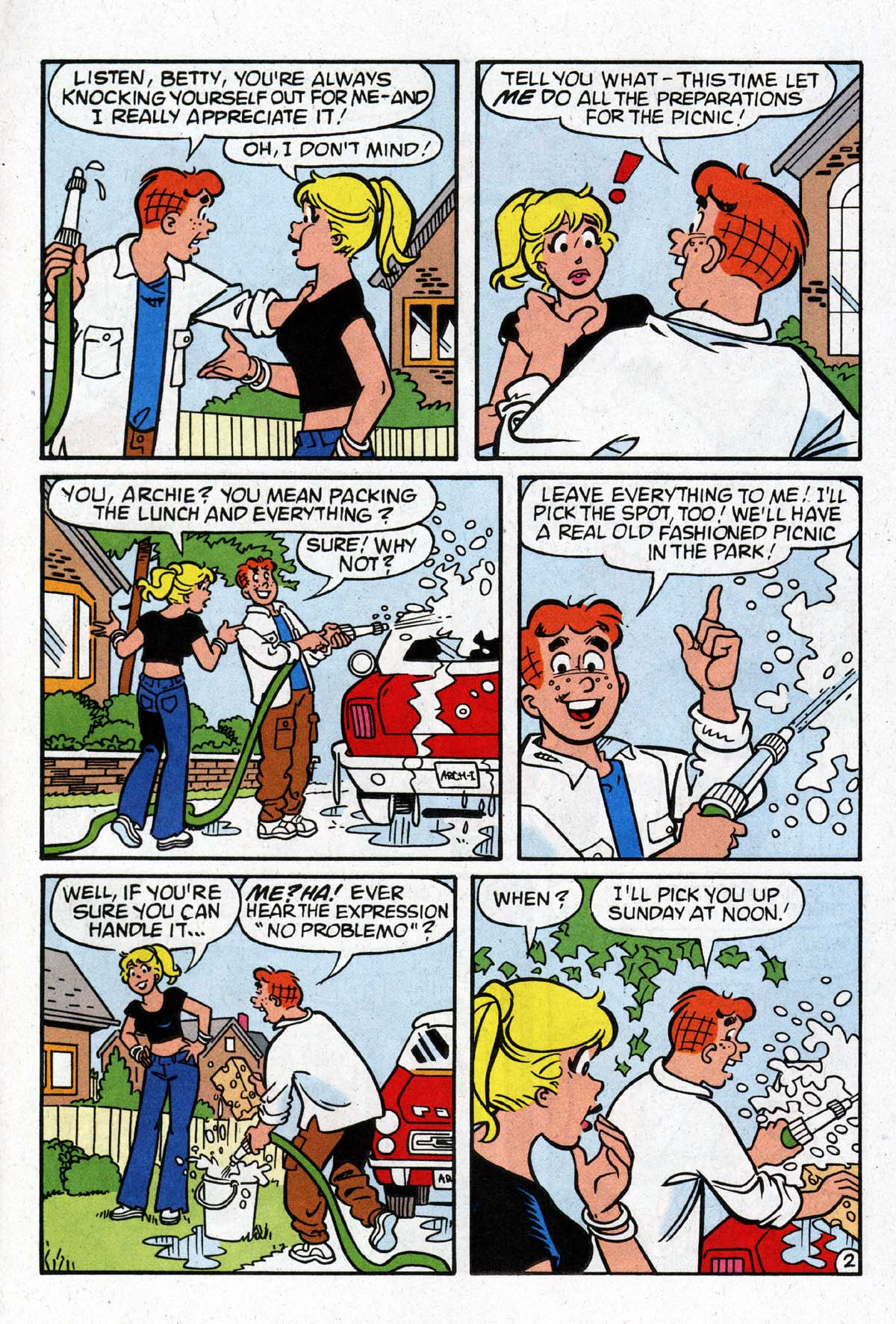 Read online Archie (1960) comic -  Issue #527 - 18