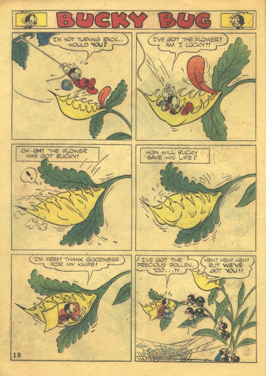 Walt Disney's Comics and Stories issue 39 - Page 20