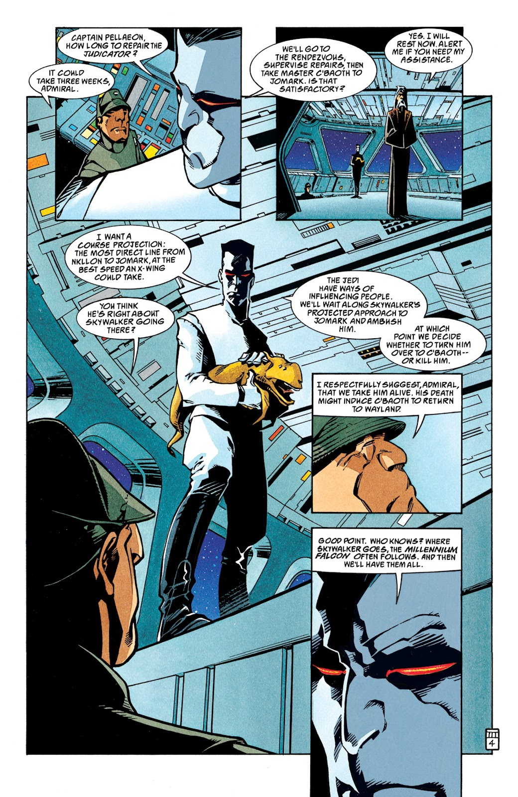 Read online Star Wars Legends: The New Republic - Epic Collection comic -  Issue # TPB 4 (Part 1) - 60