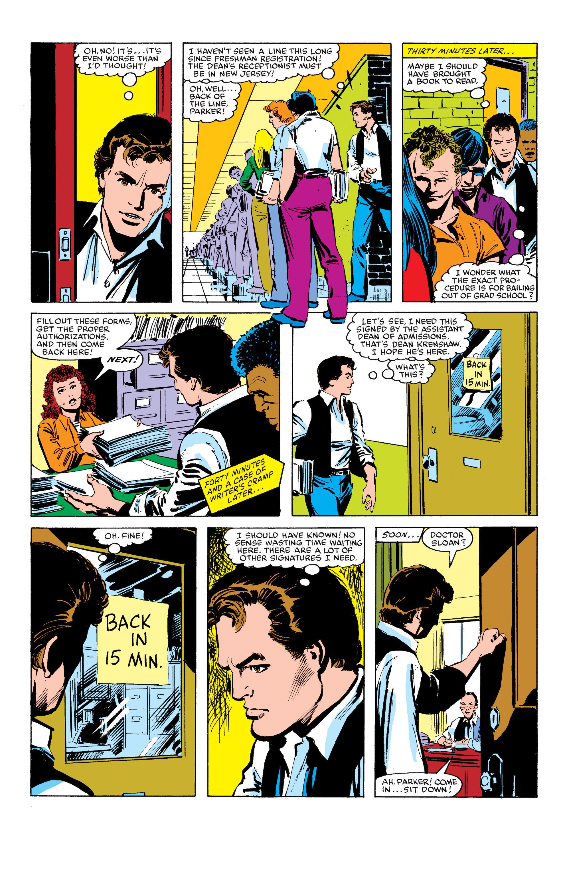 The Amazing Spider-Man (1963) 244 Page 3