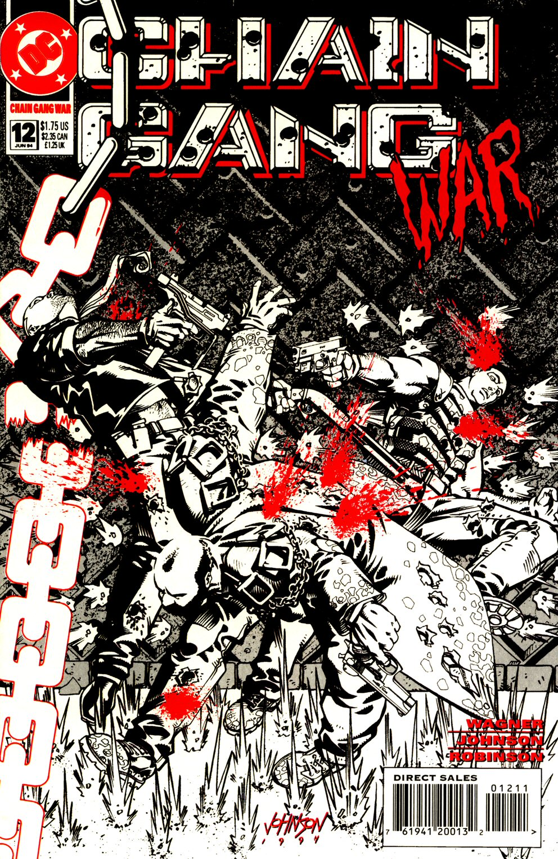 Chain Gang War 12 Page 1
