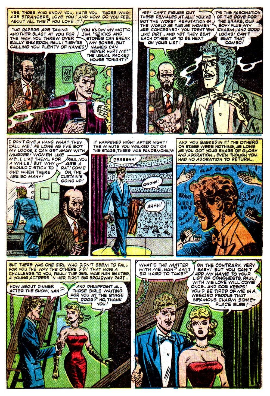 Read online Adventures into Weird Worlds comic -  Issue #8 - 23
