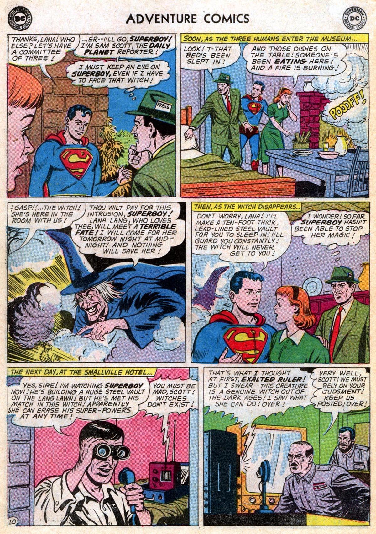 Read online Adventure Comics (1938) comic -  Issue #286 - 14