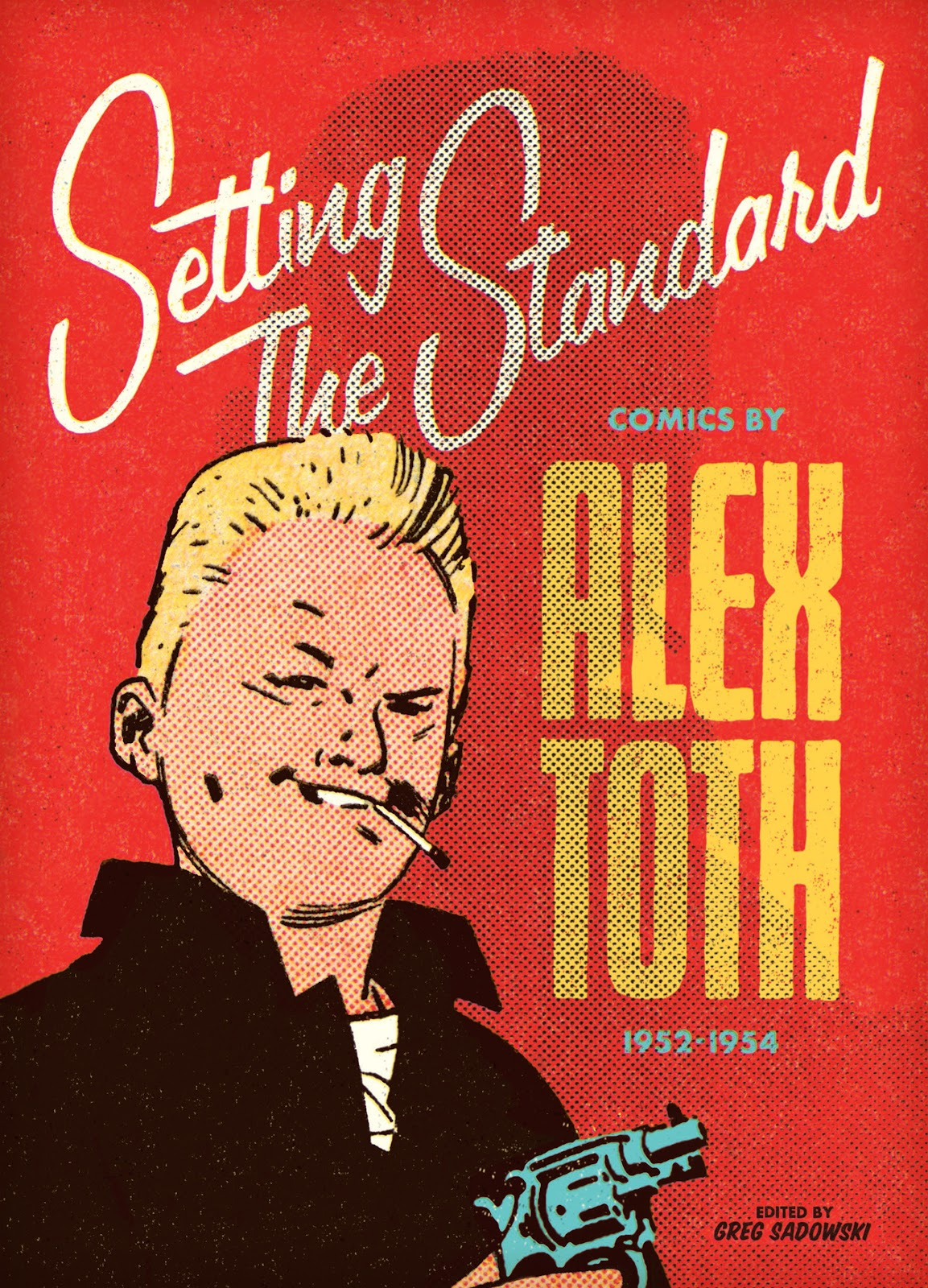 Read online Setting the Standard: Comics by Alex Toth 1952-1954 comic -  Issue # TPB (Part 1) - 1