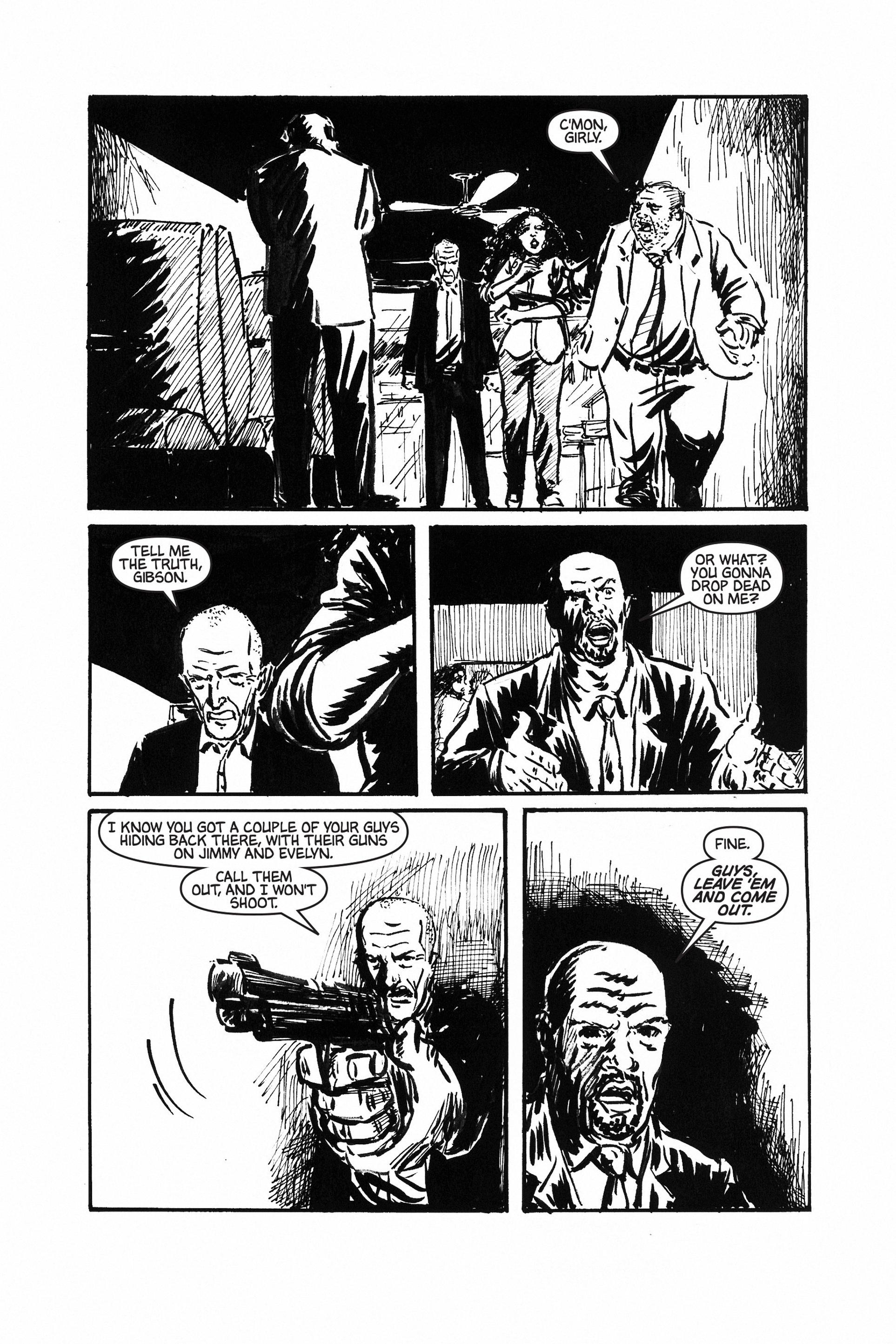 Read online Tumor comic -  Issue # TPB - 191