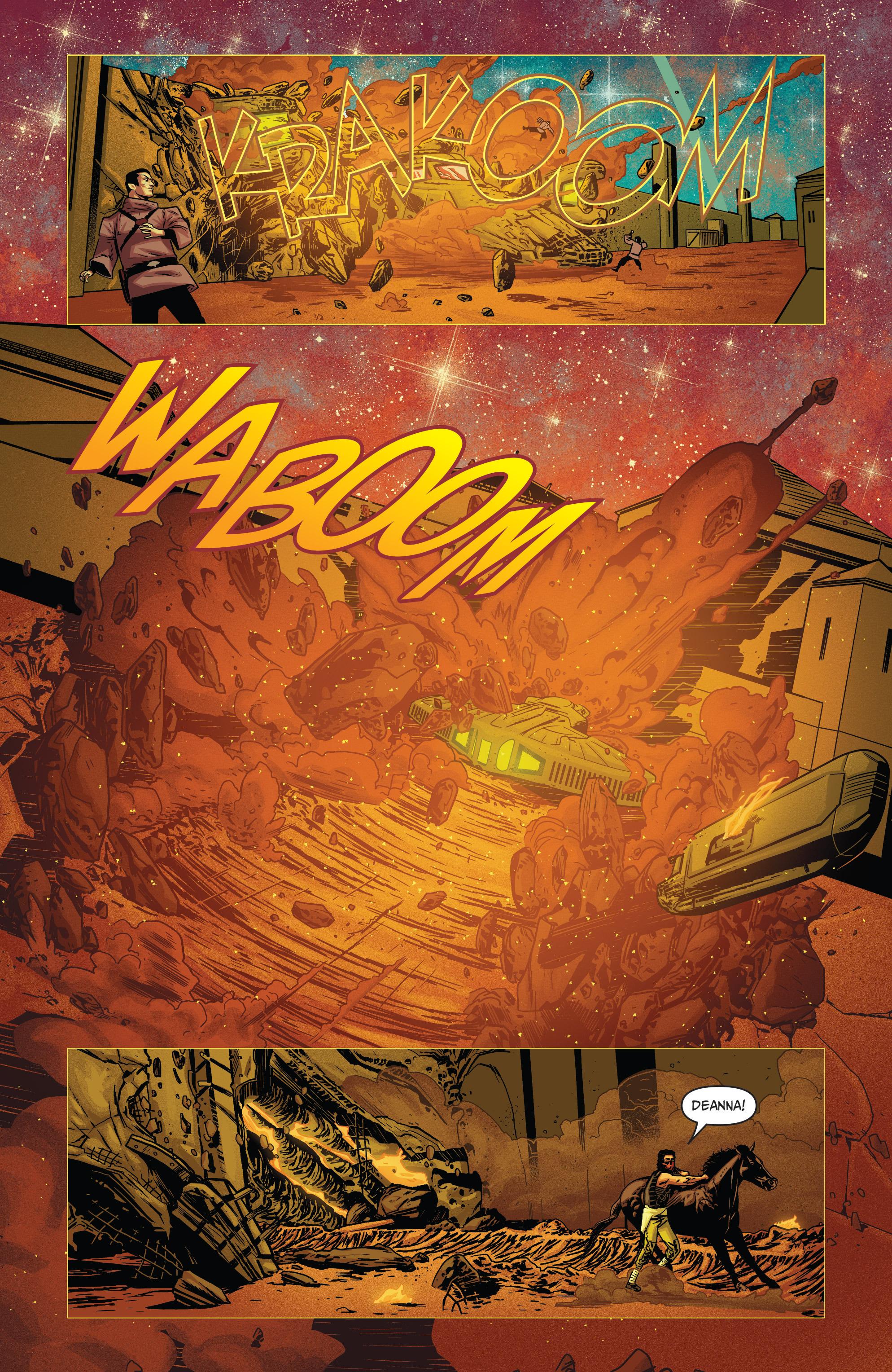 Read online Star Trek: Deviations comic -  Issue # Full - 9