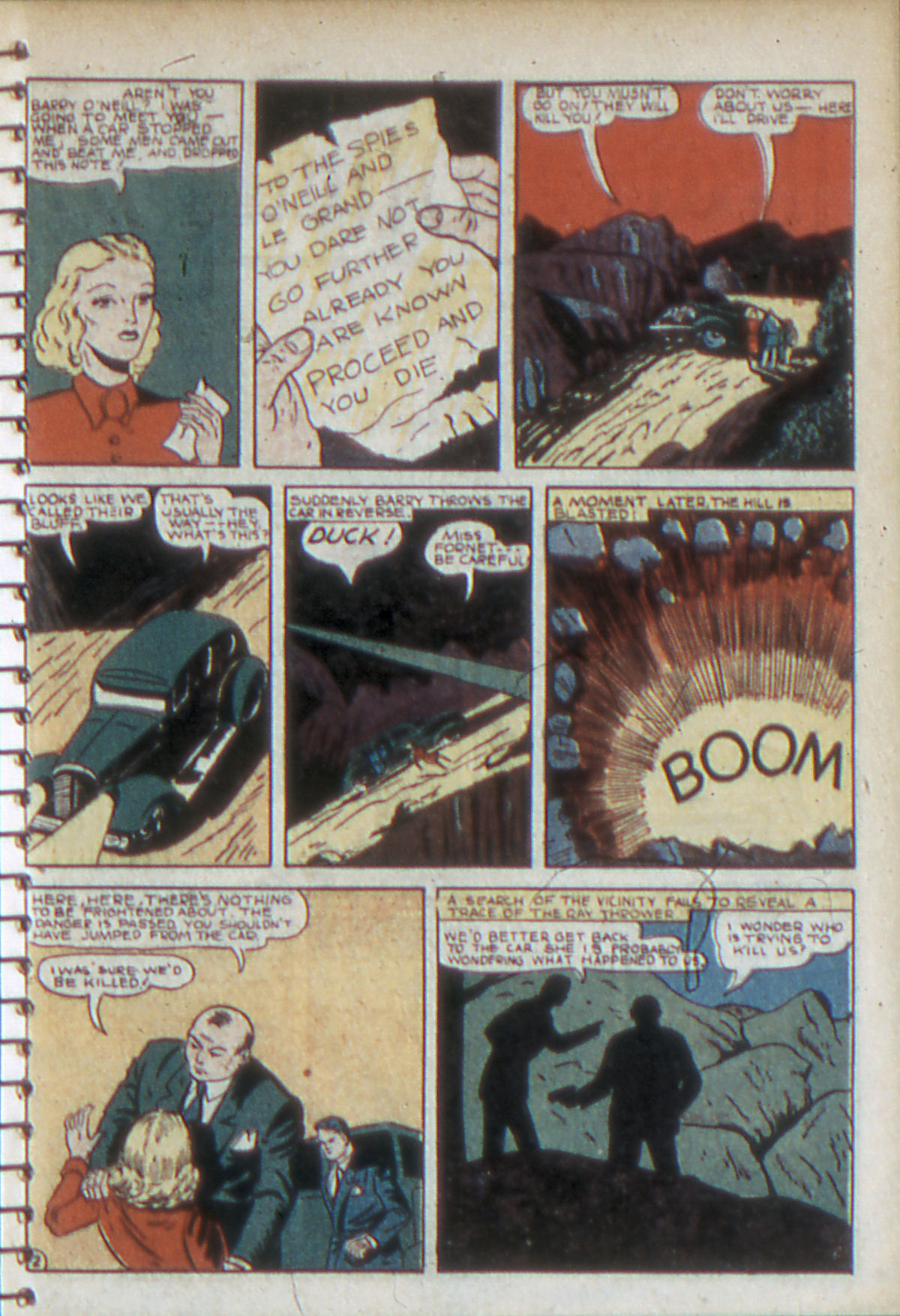 Read online Adventure Comics (1938) comic -  Issue #54 - 14