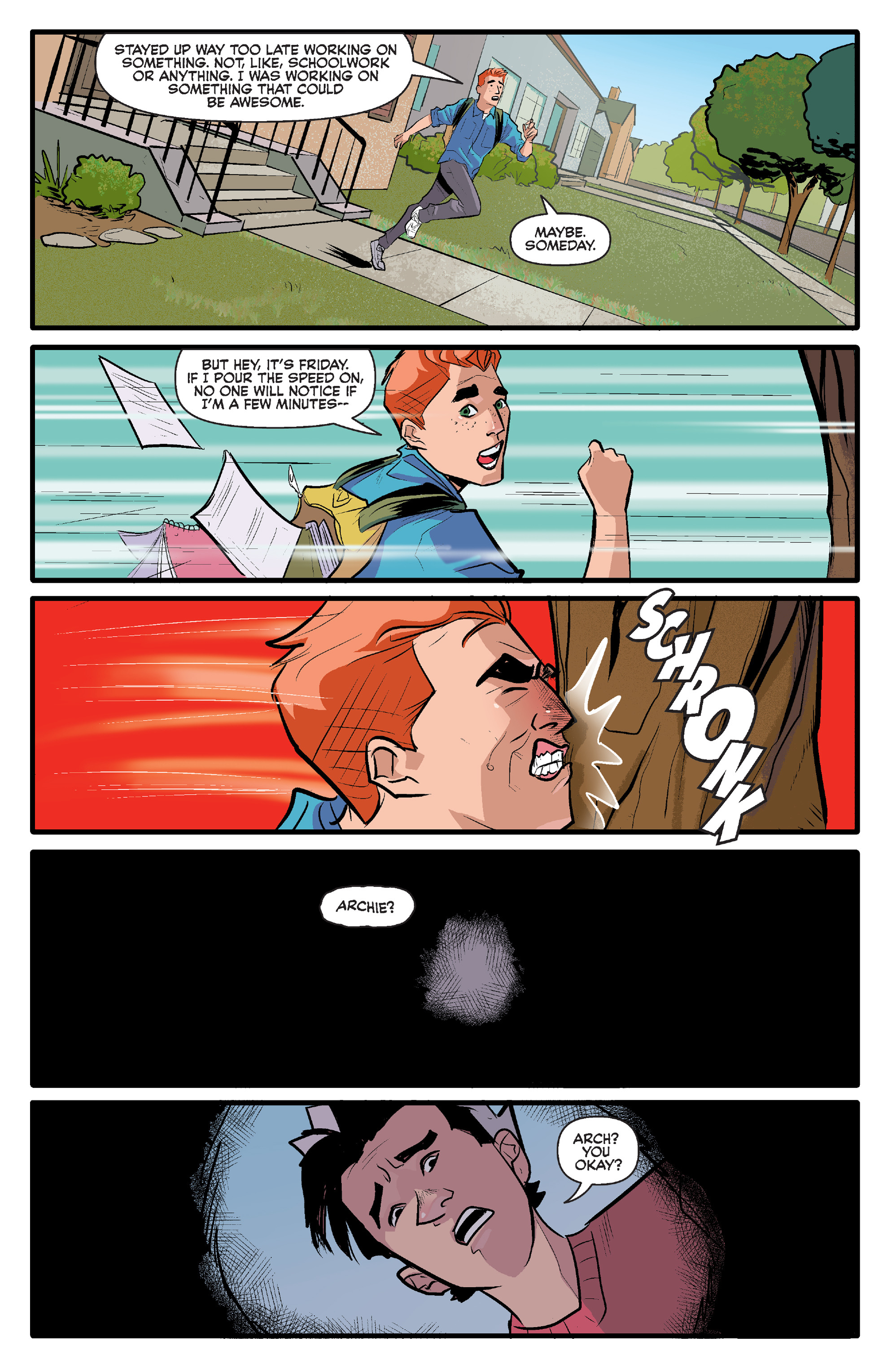 Read online Archie (2015) comic -  Issue #20 - 27