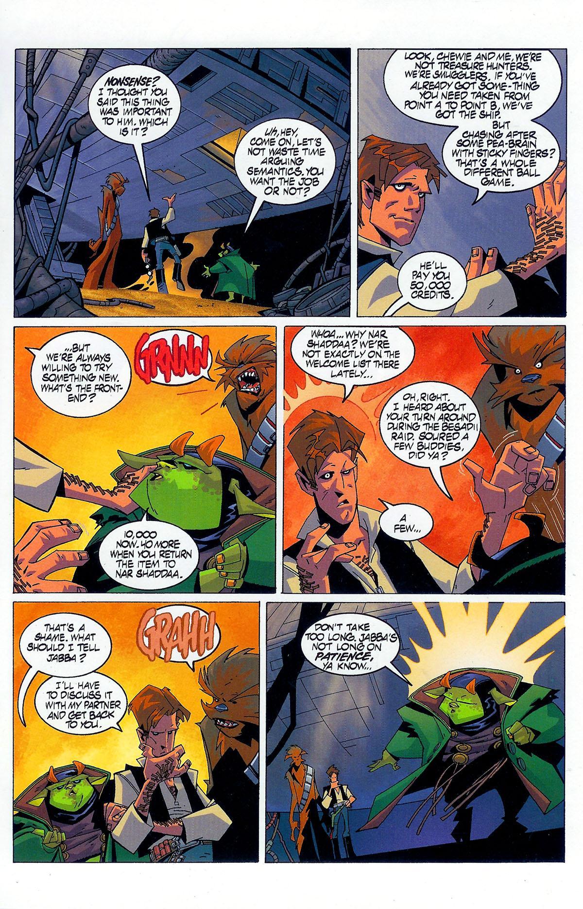 Read online Star Wars Omnibus comic -  Issue # Vol. 12 - 106