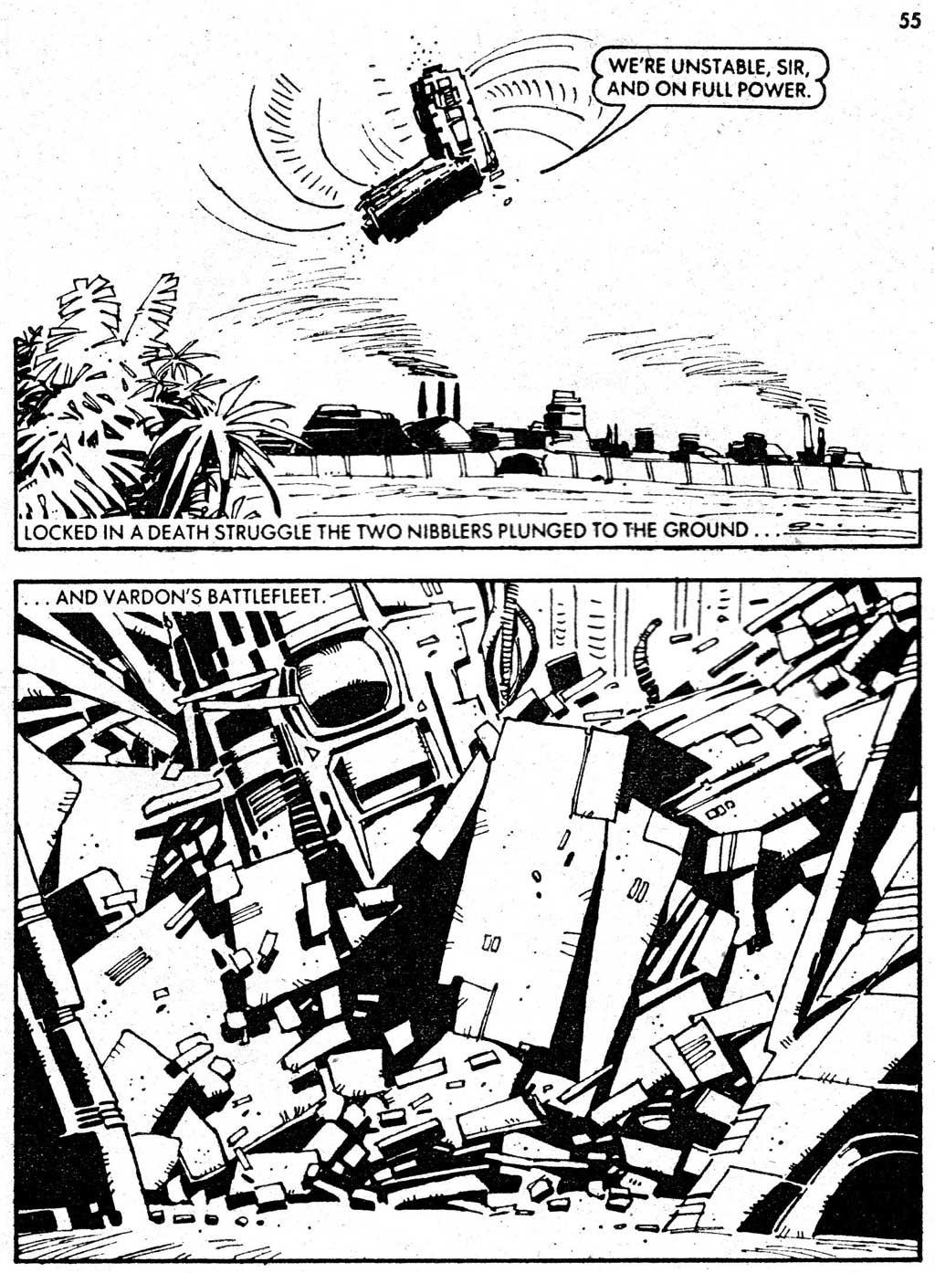 Starblazer issue 71 - Page 55