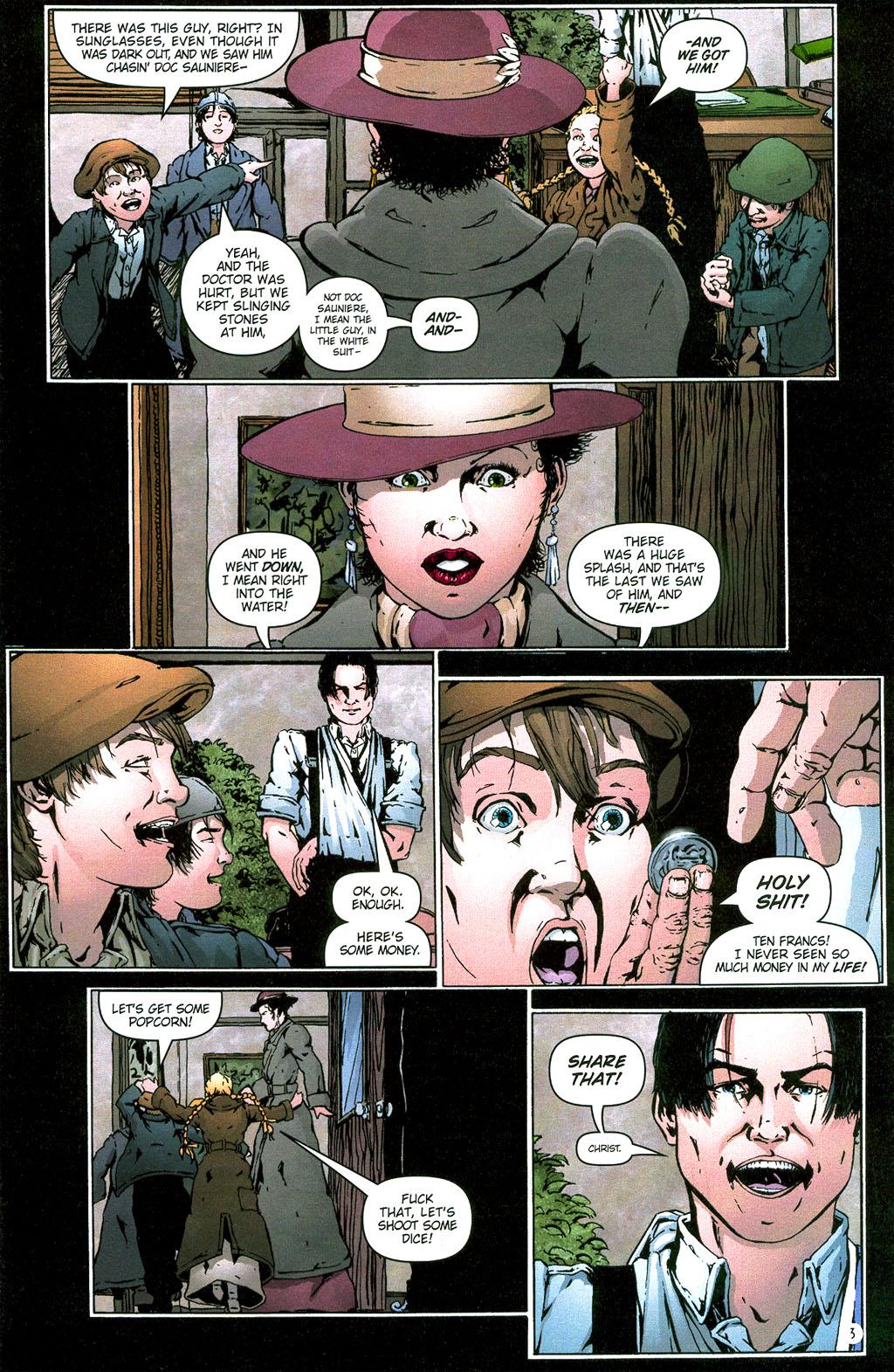 Read online Rex Mundi comic -  Issue #6 - 6