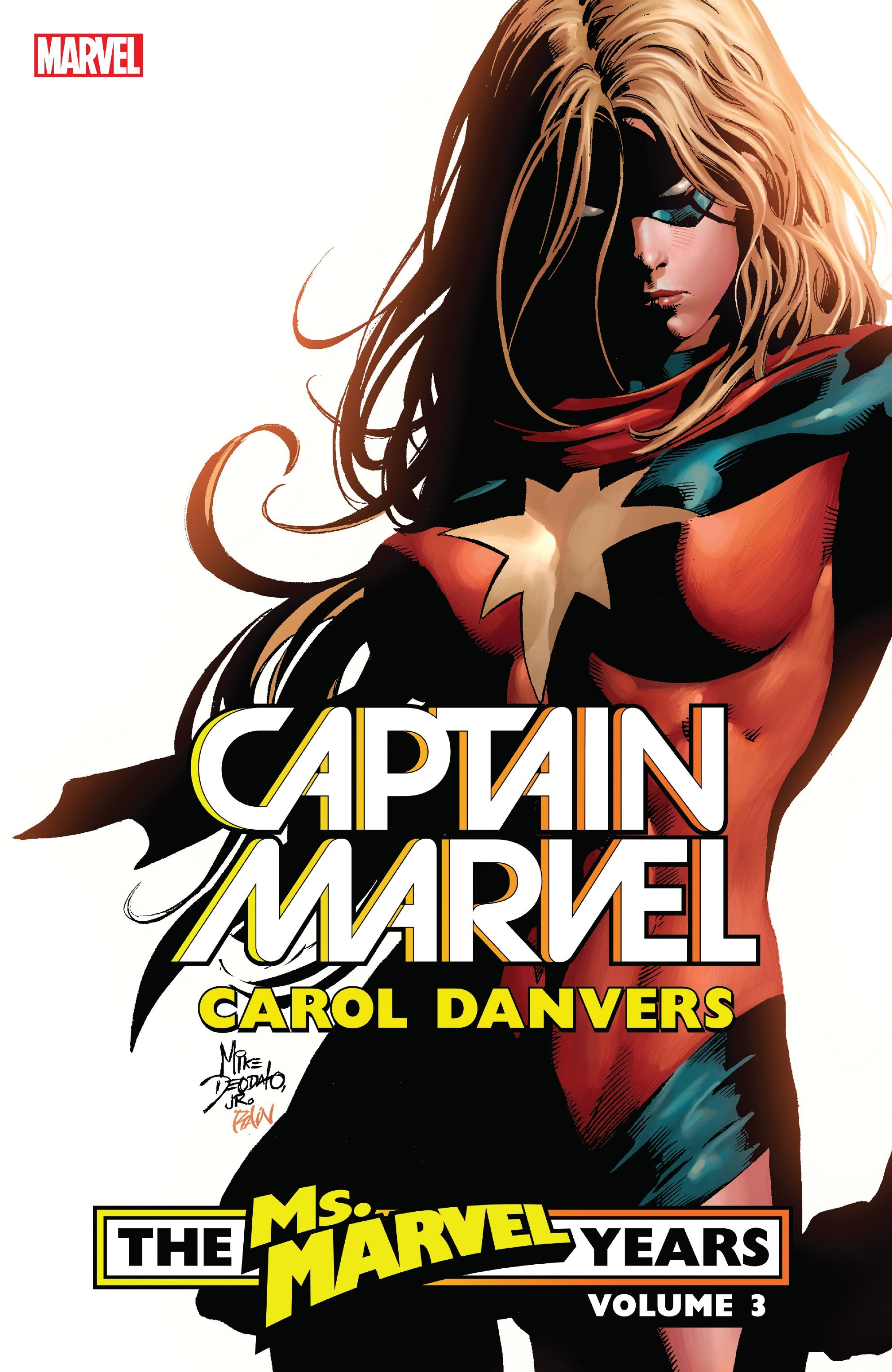 Captain Marvel: Carol Danvers – The Ms. Marvel Years TPB_3_(Part_1) Page 1