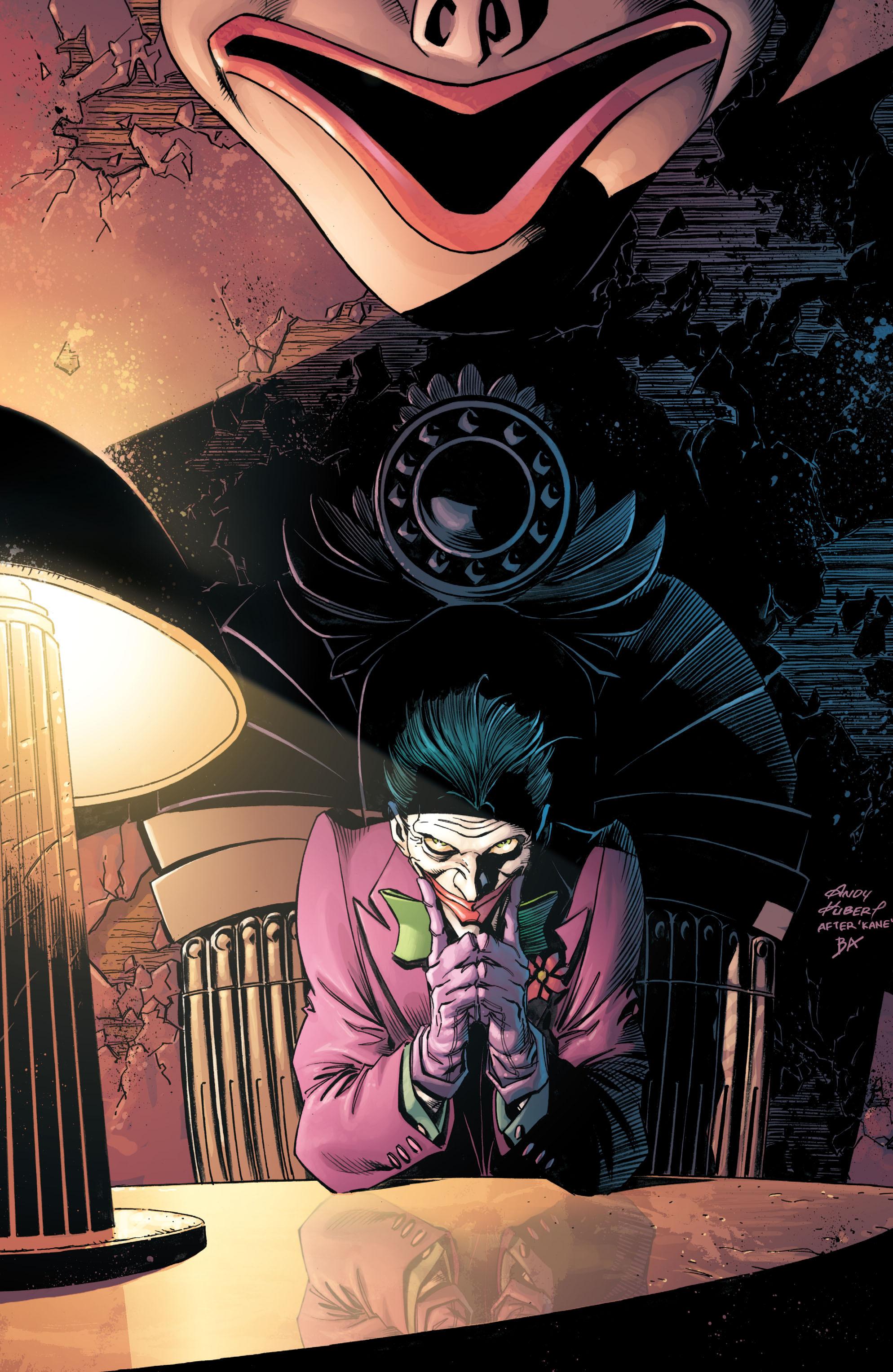 Read online Batman (2011) comic -  Issue # _TPB 7 - 151