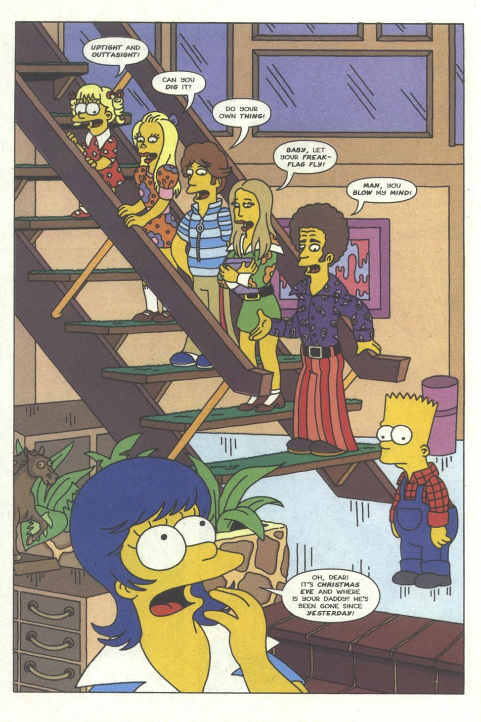 Read online Simpsons Comics comic -  Issue #15 - 9