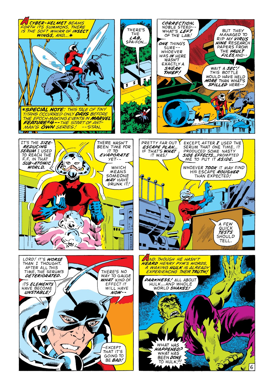 Read online Marvel Masterworks: The Incredible Hulk comic -  Issue # TPB 8 (Part 3) - 24