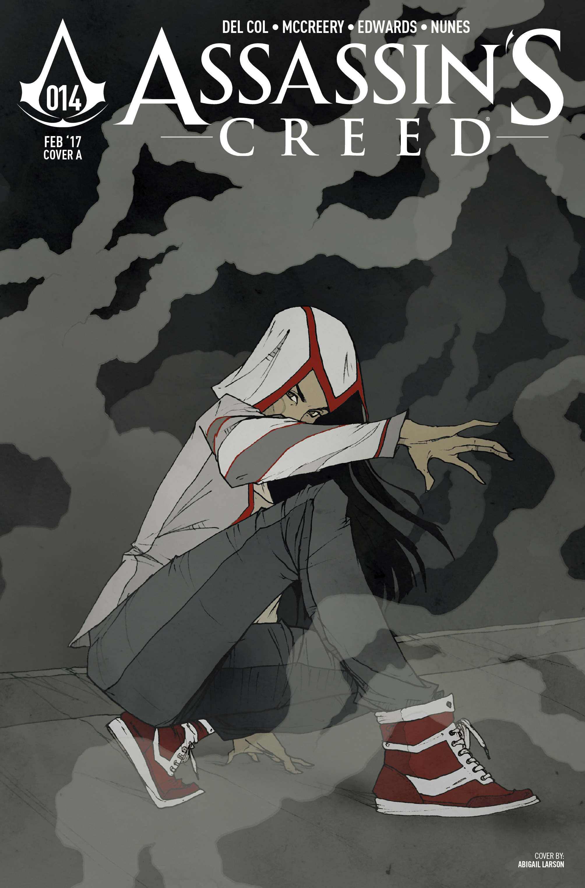 Read online Assassin's Creed (2015) comic -  Issue #14 - 36