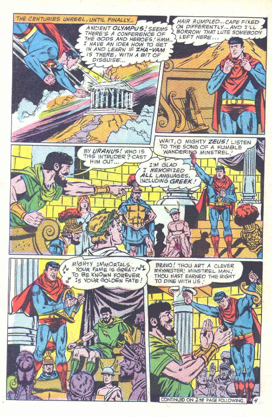Read online Action Comics (1938) comic -  Issue #353 - 6