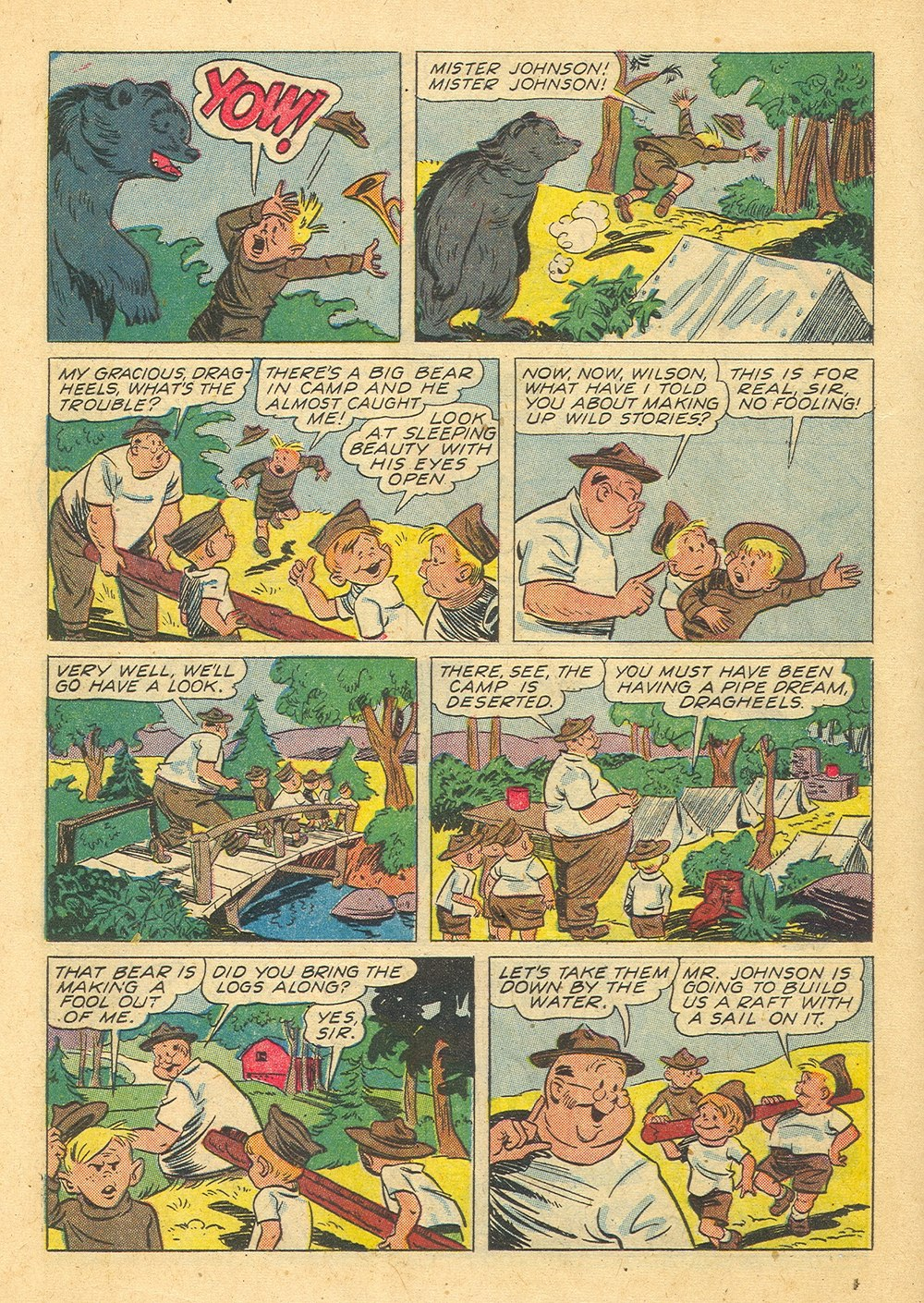 Four Color Comics issue 462 - Page 16