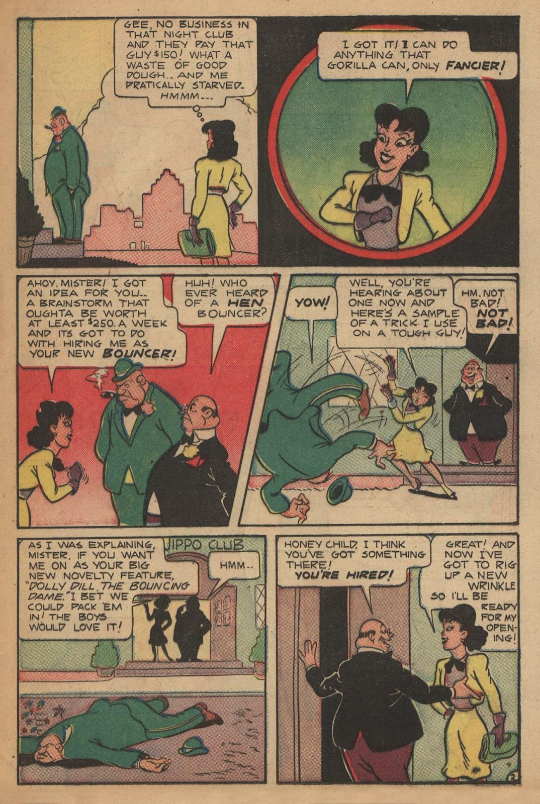 Read online Gay Comics comic -  Issue #23 - 37