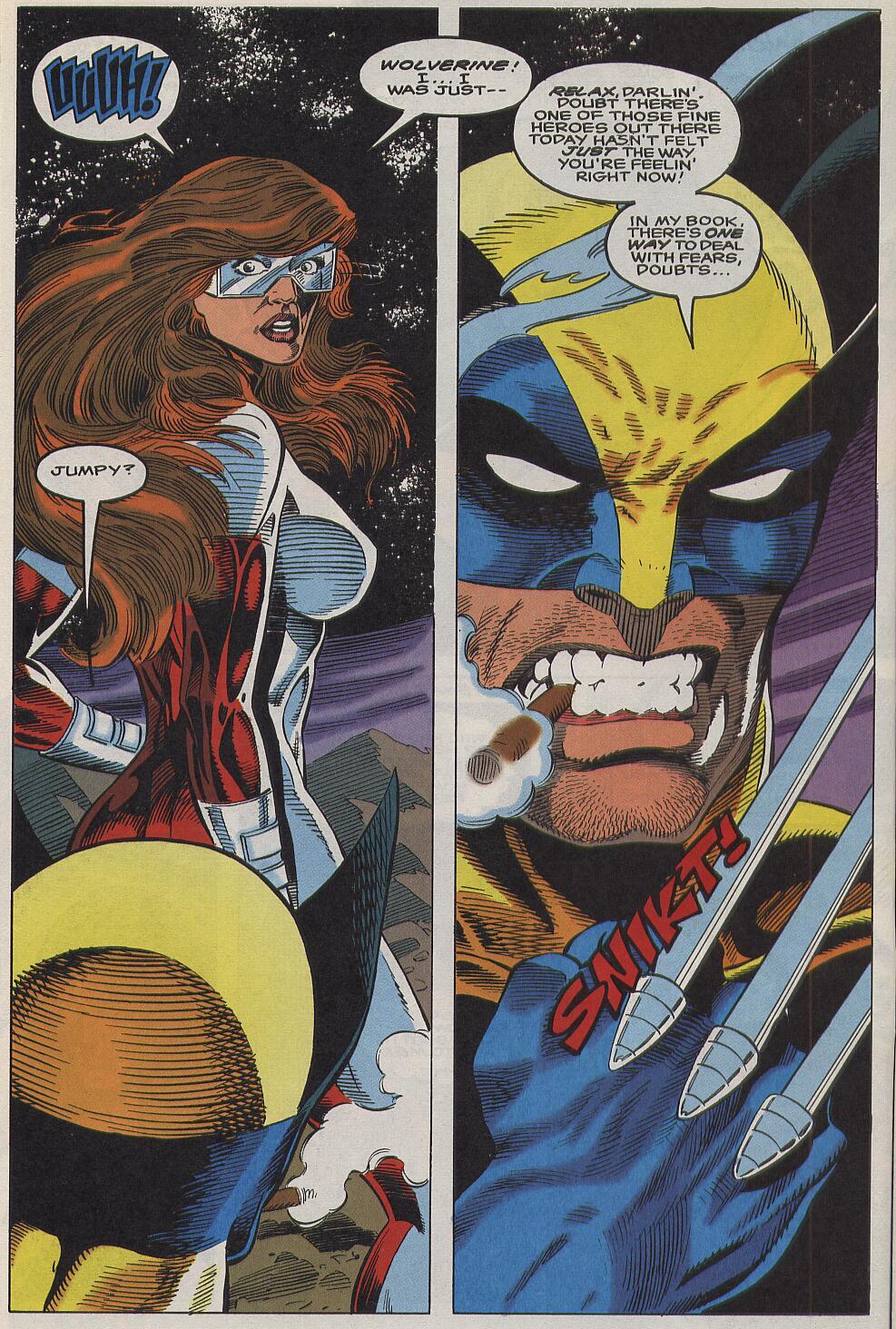 Read online Alpha Flight (1983) comic -  Issue #111 - 9