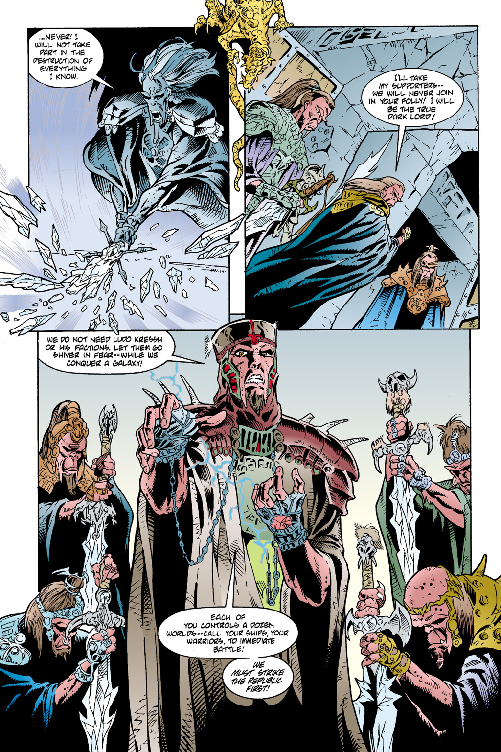 Read online Star Wars Omnibus comic -  Issue # Vol. 4 - 92