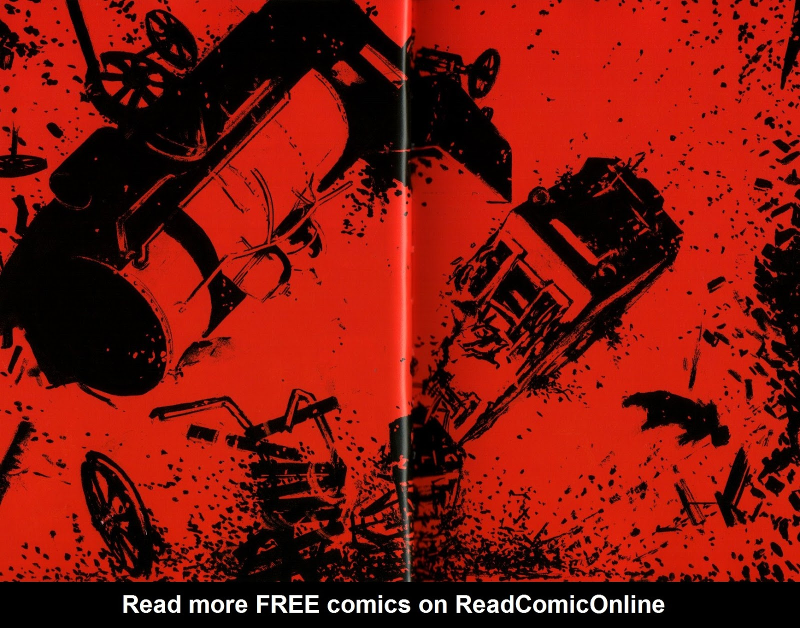 Read online The Black Diamond Detective Agency comic -  Issue # TPB - 15