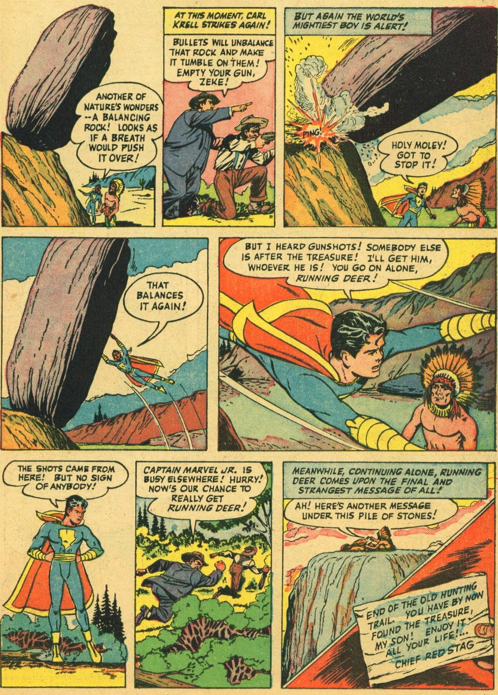 Captain Marvel, Jr. issue 82 - Page 23