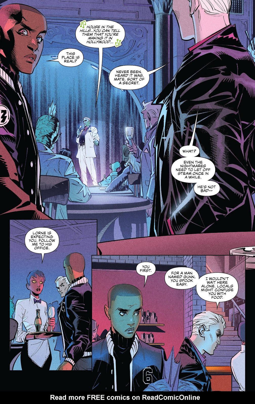 Read online Angel (2019) comic -  Issue #7 - 14