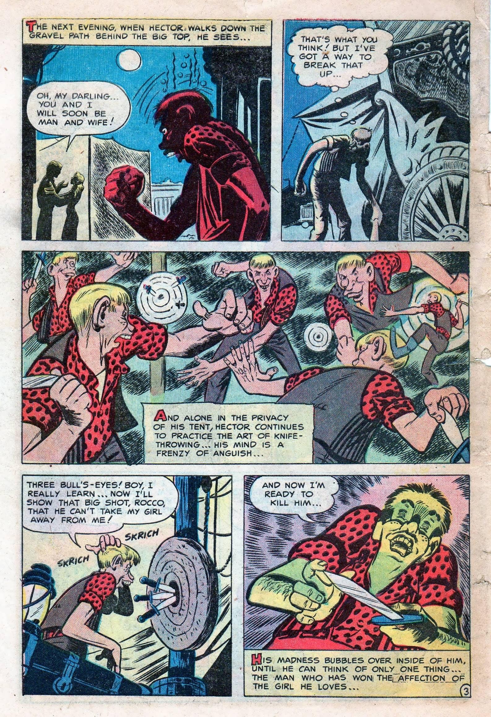 Read online Adventures into Weird Worlds comic -  Issue #11 - 30