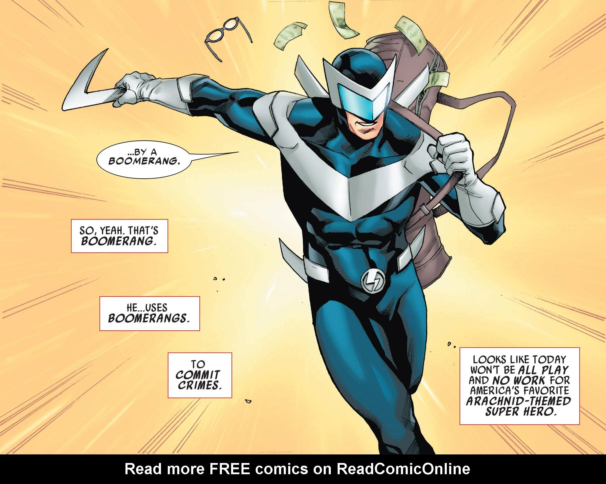 Read online Ultimate Spider-Man (Infinite Comics) (2016) comic -  Issue #2 - 16