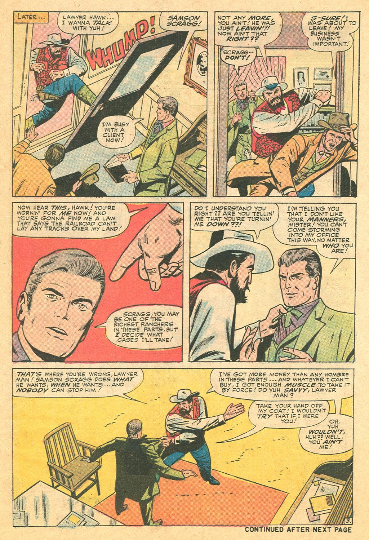 Read online Two-Gun Kid comic -  Issue #110 - 5