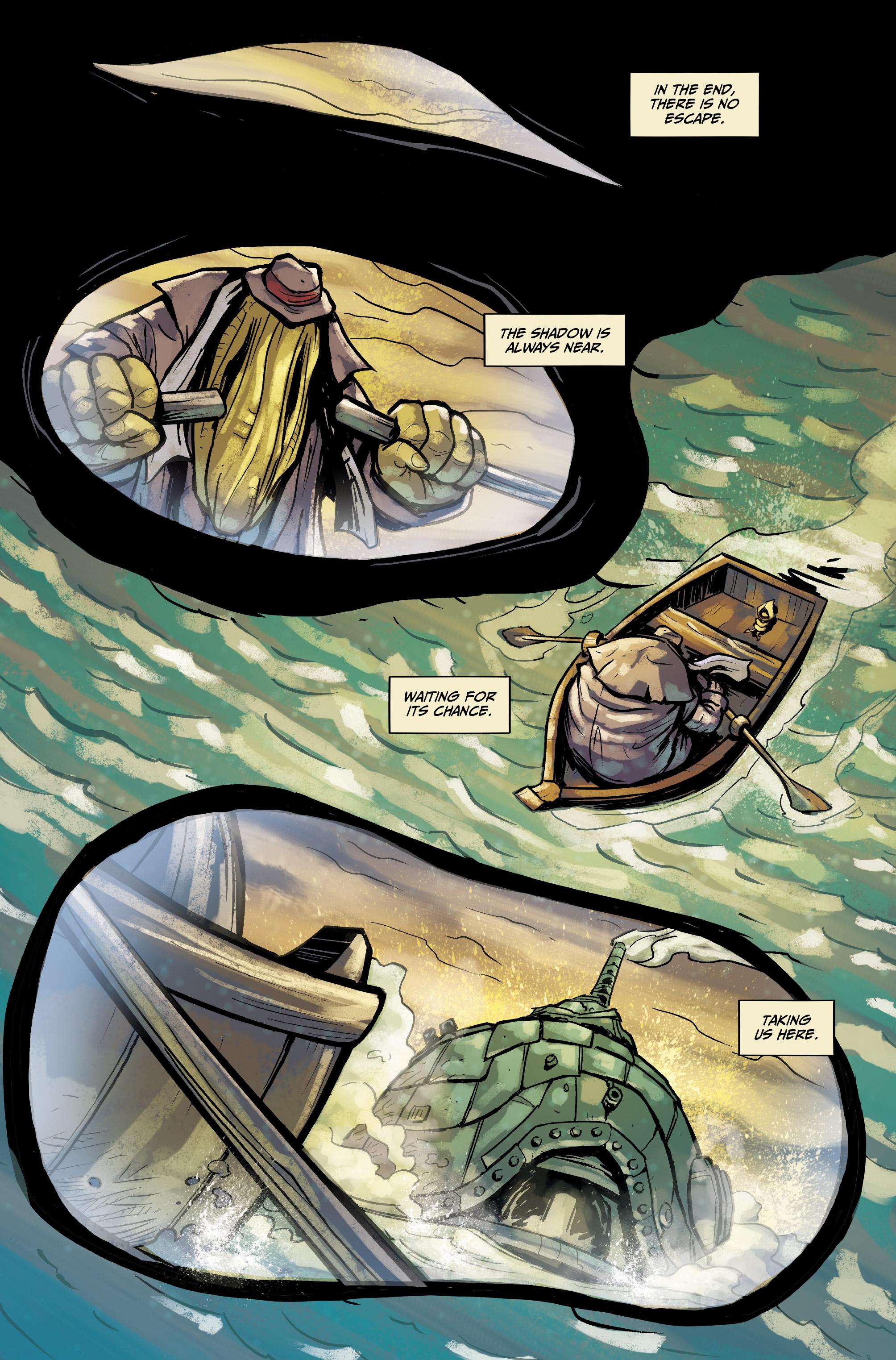 Read online Little Nightmares comic -  Issue #1 - 13
