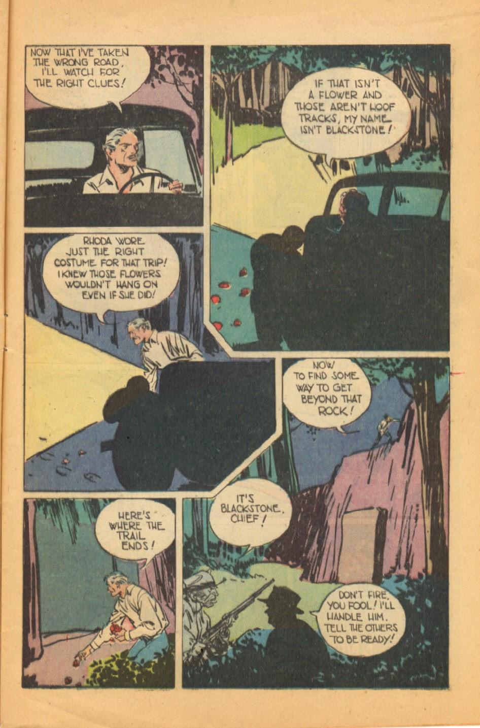 Read online Super-Magician Comics comic -  Issue #44 - 11