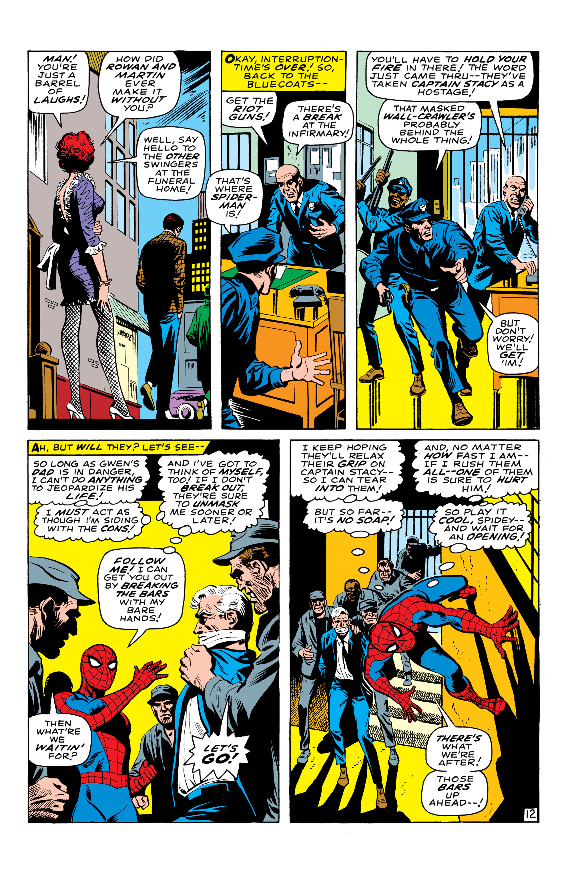 The Amazing Spider-Man (1963) 65 Page 12
