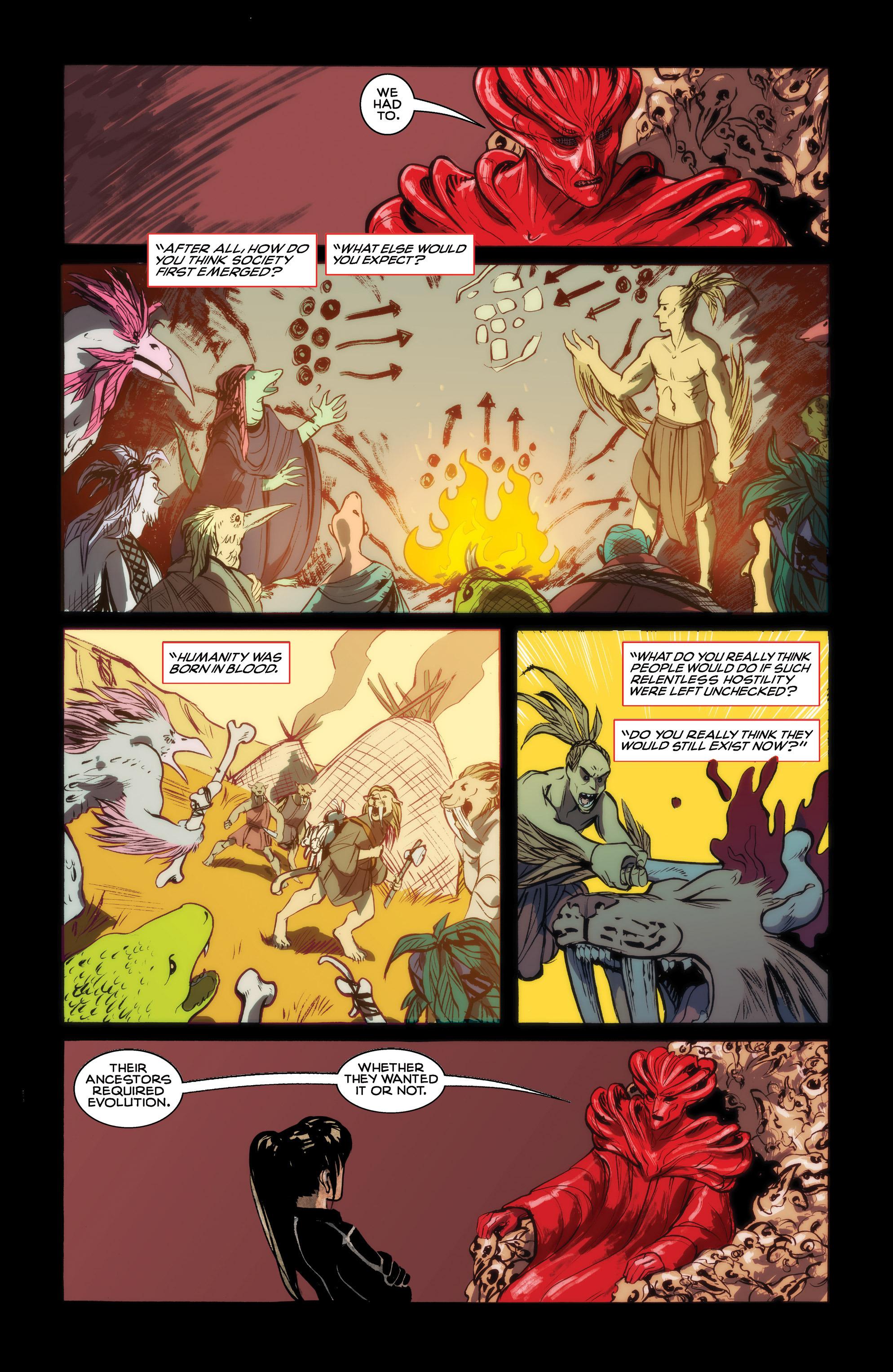Read online Shutter comic -  Issue #12 - 13
