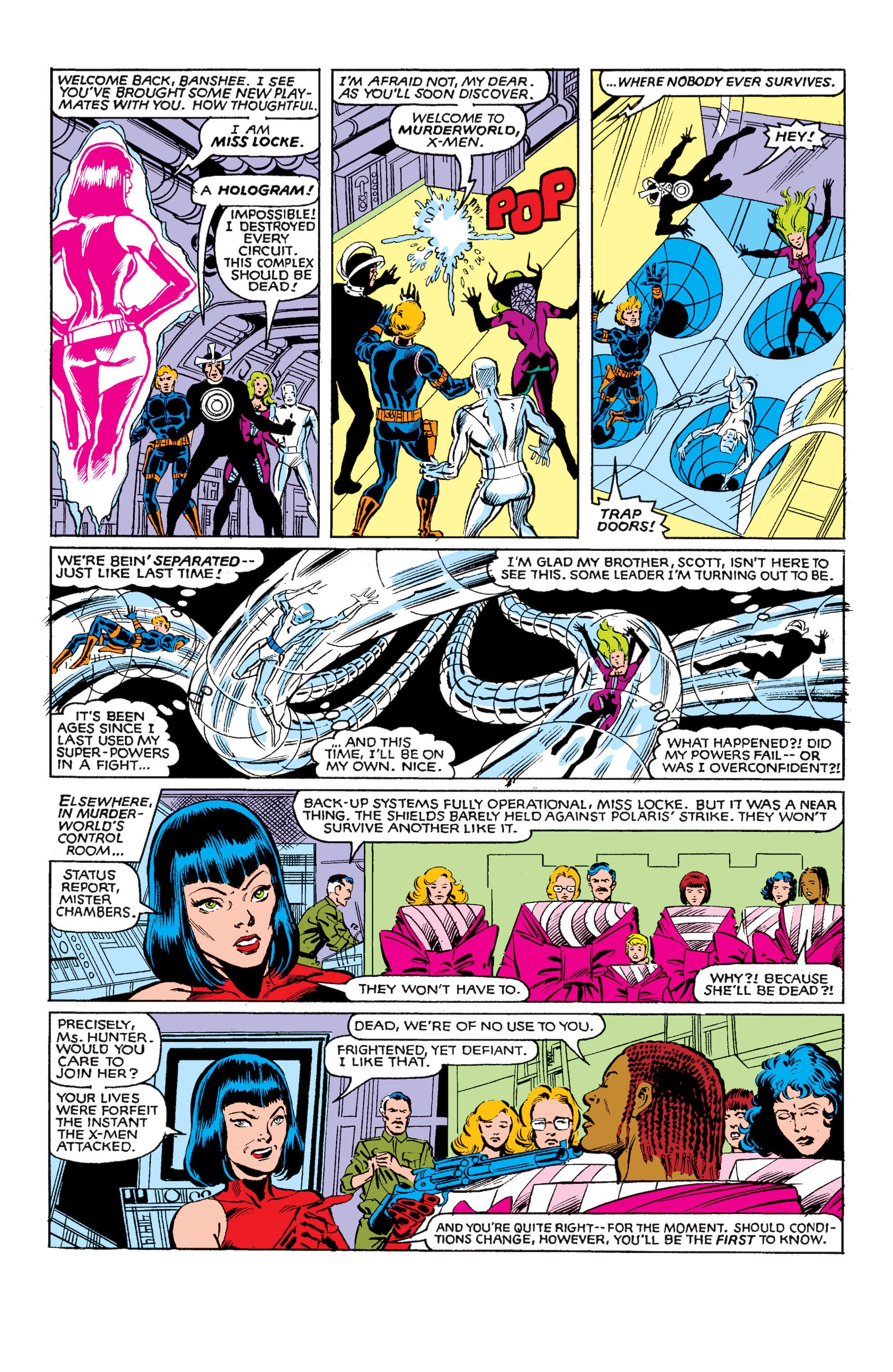 Read online Uncanny X-Men (1963) comic -  Issue #146 - 11