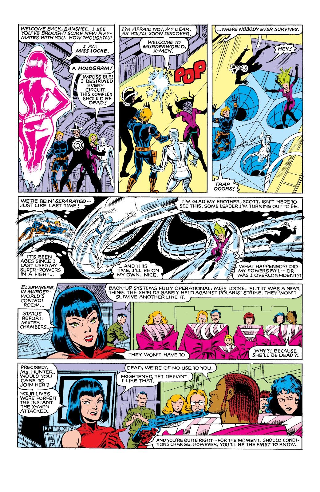 Uncanny X-Men (1963) issue 146 - Page 11