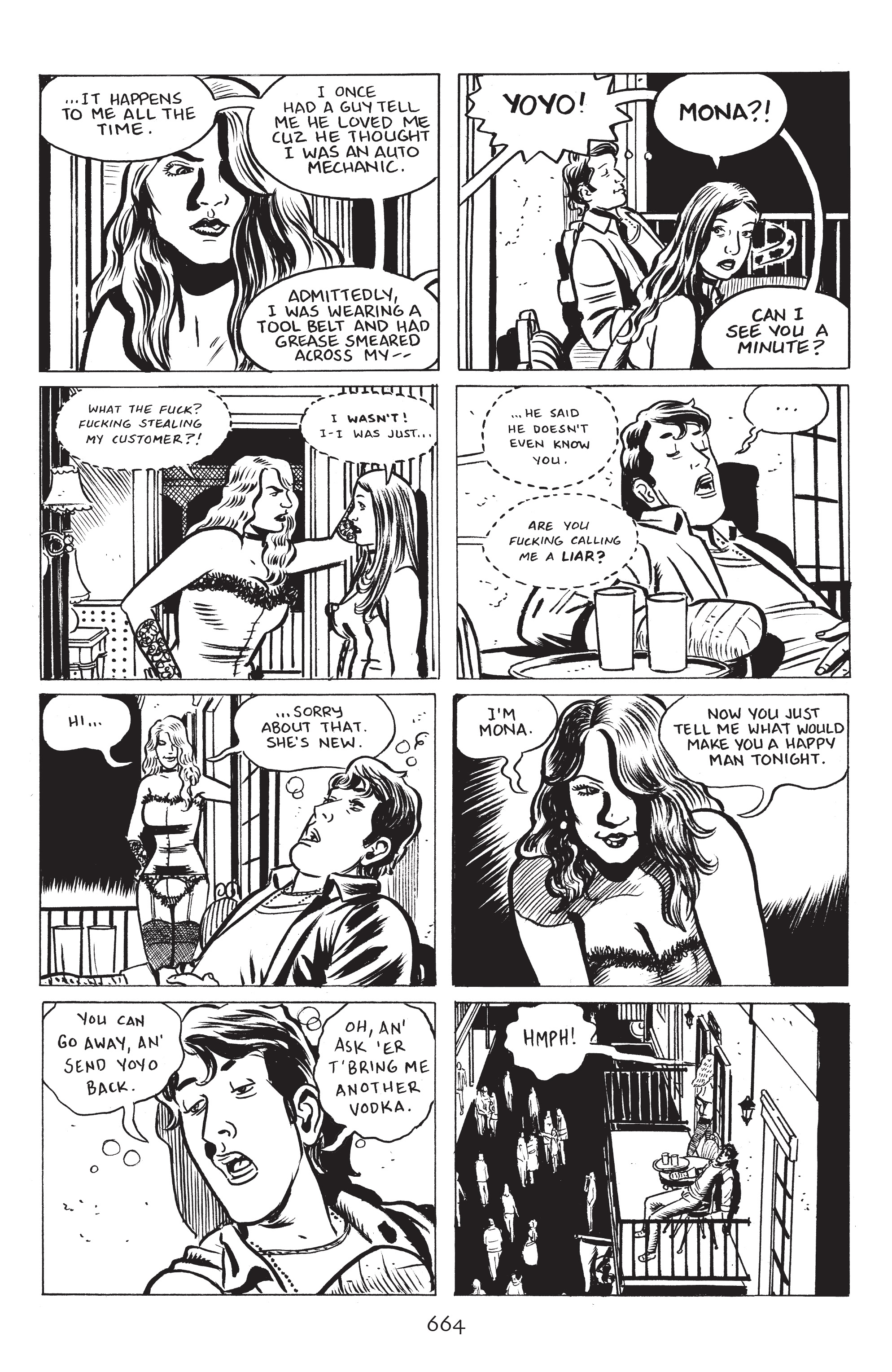 Read online Stray Bullets: Sunshine & Roses comic -  Issue #24 - 19