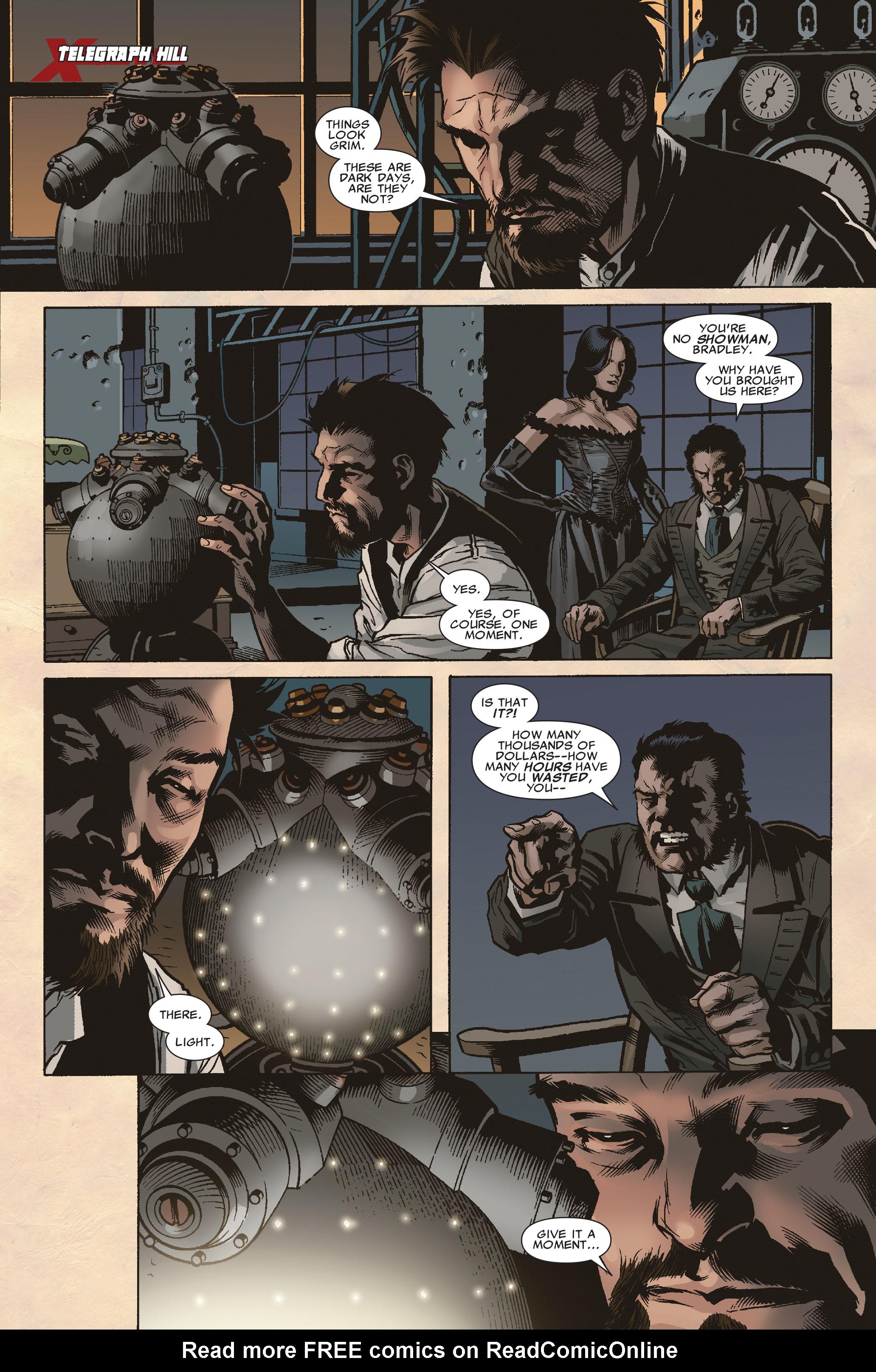 Read online Uncanny X-Men (1963) comic -  Issue #512 - 19